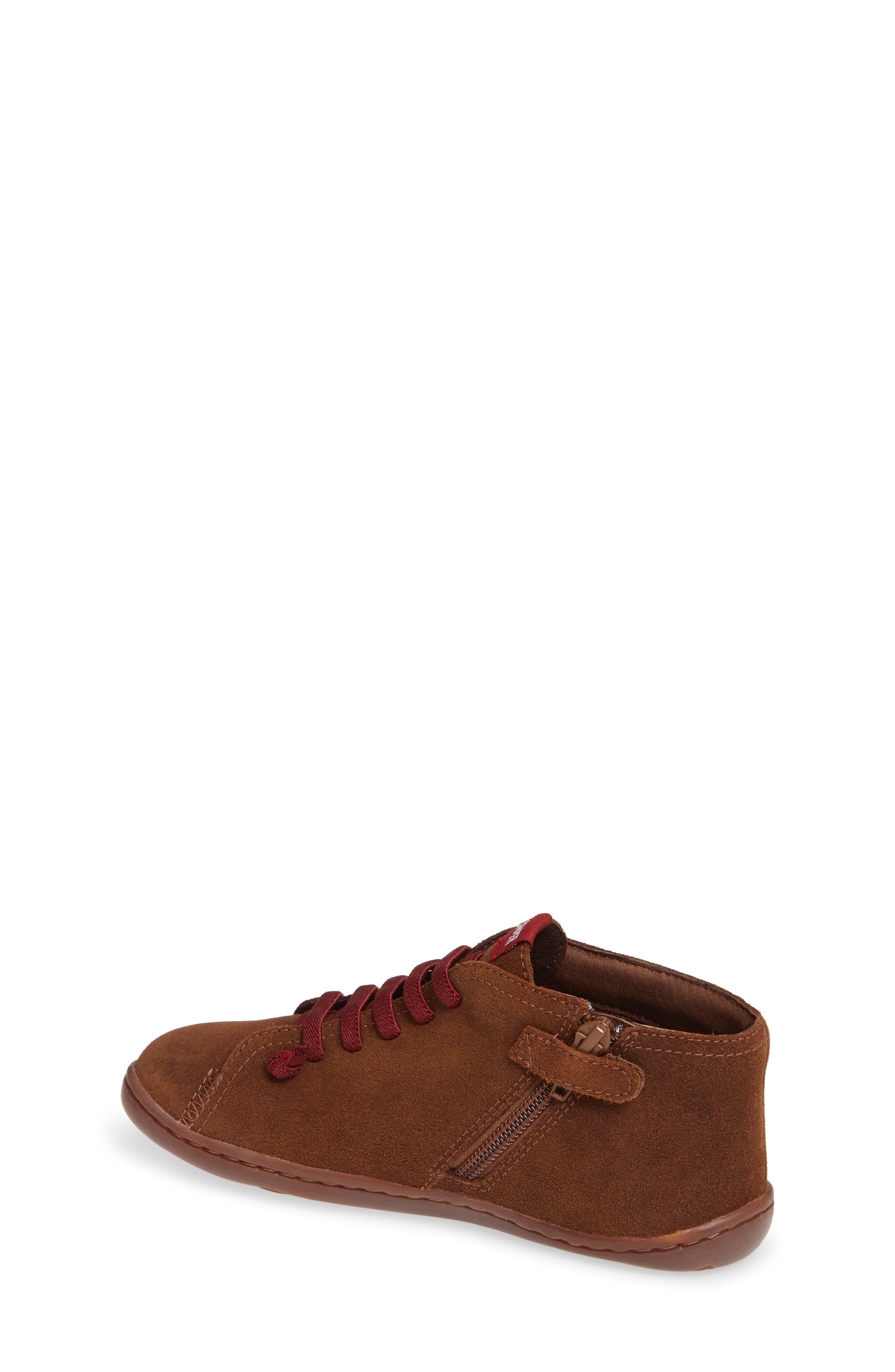 Peu Cami Sneaker,                             Alternate thumbnail 2, color,                             MEDIUM BROWN