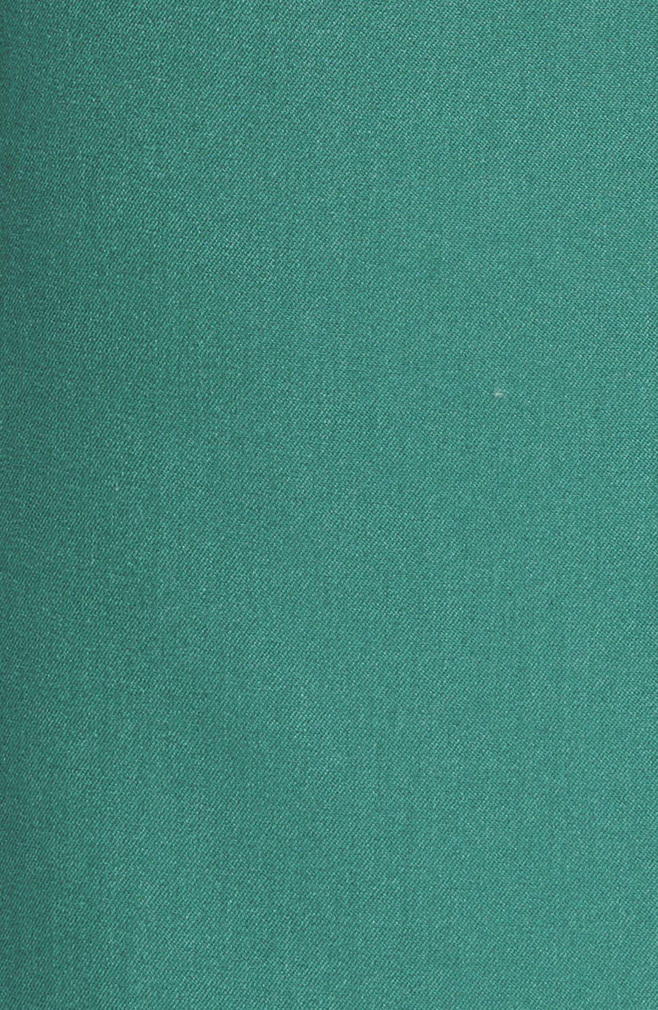 Florence Twill Minidress,                             Alternate thumbnail 6, color,                             300
