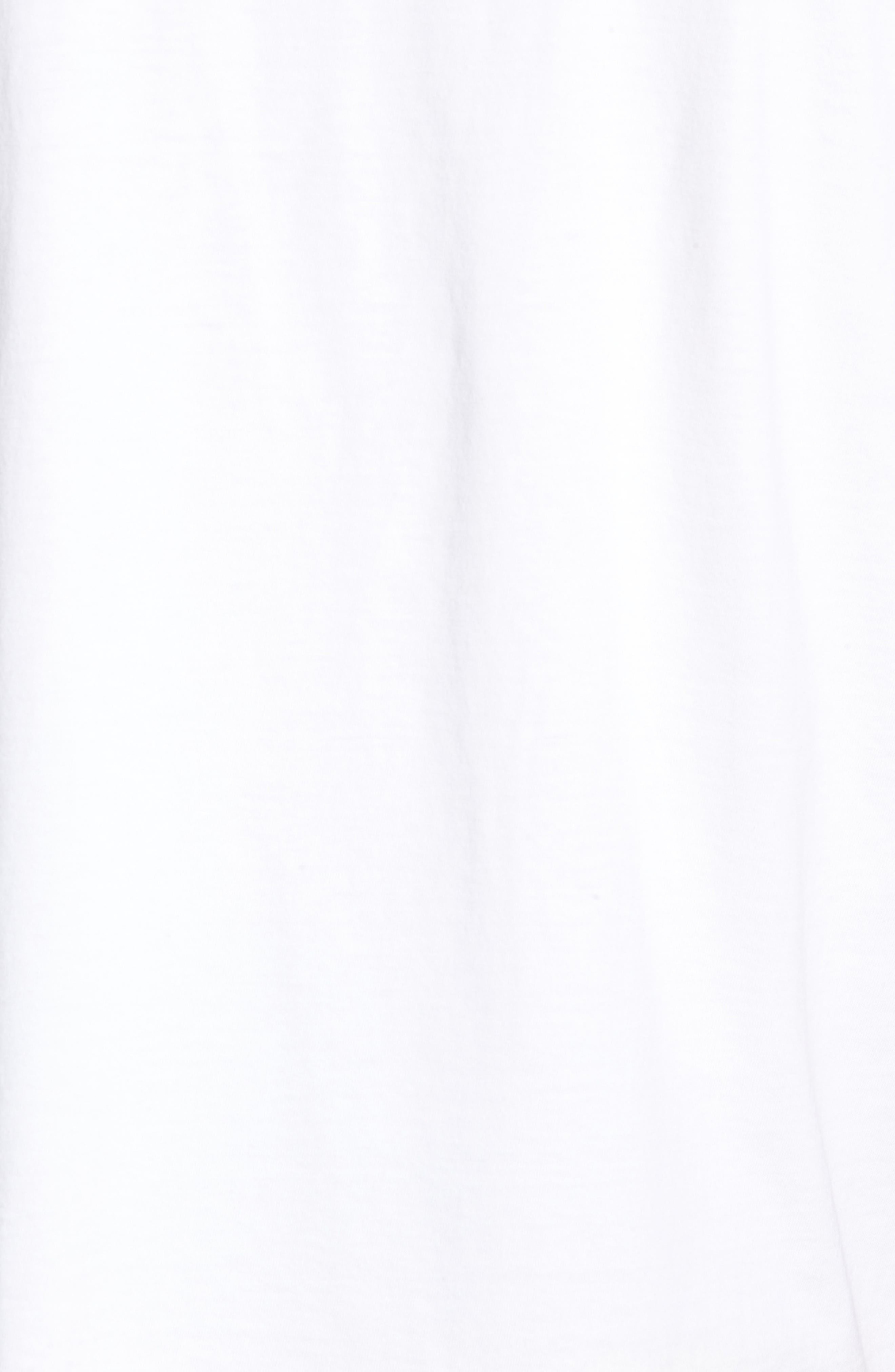 Painkiller Oversize Graphic T-Shirt,                             Alternate thumbnail 5, color,                             WHITE