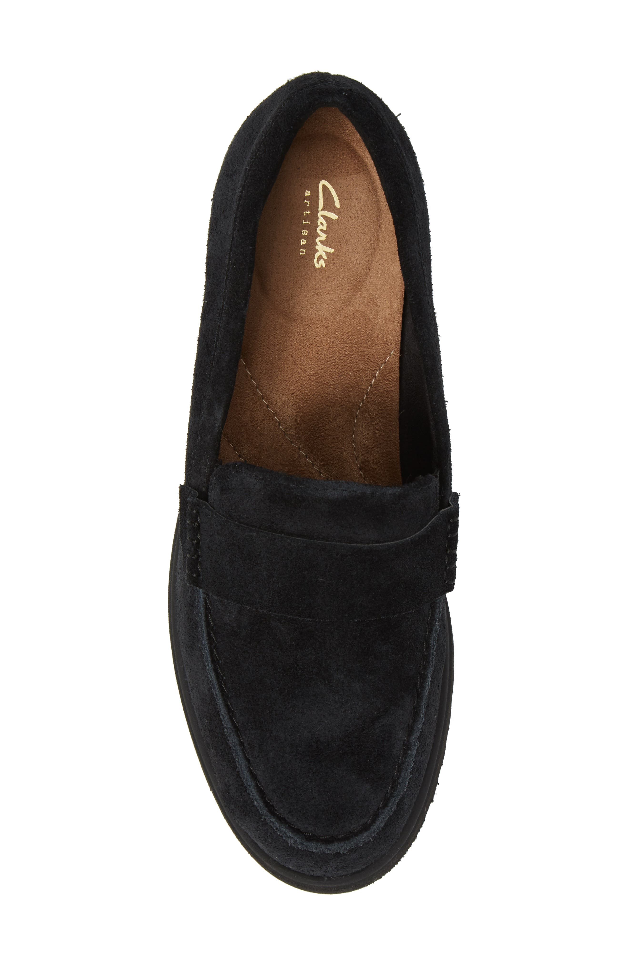 Bellevue Hazen Loafer,                             Alternate thumbnail 5, color,                             001