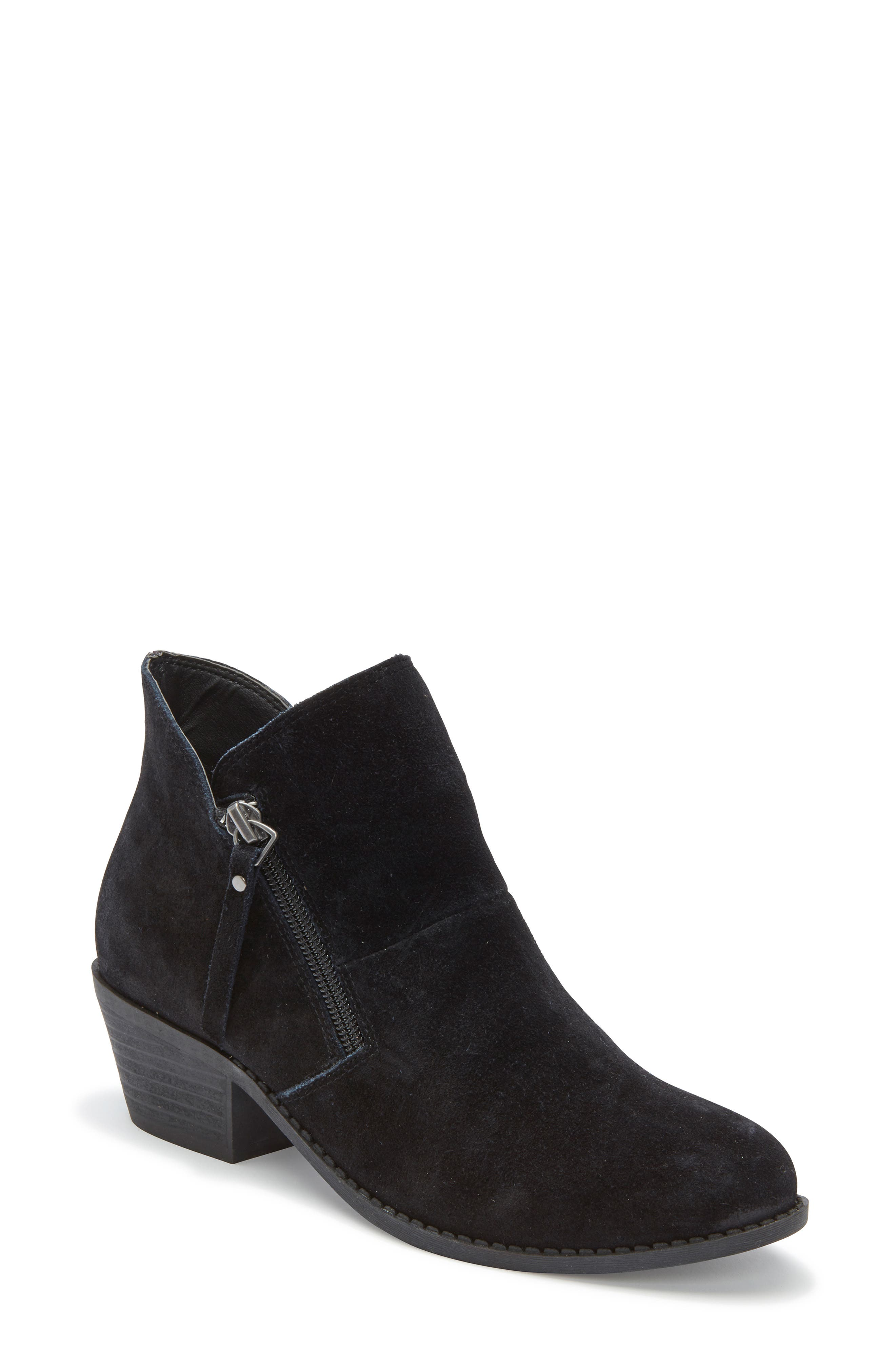 Me Too Zippora Bootie- Black