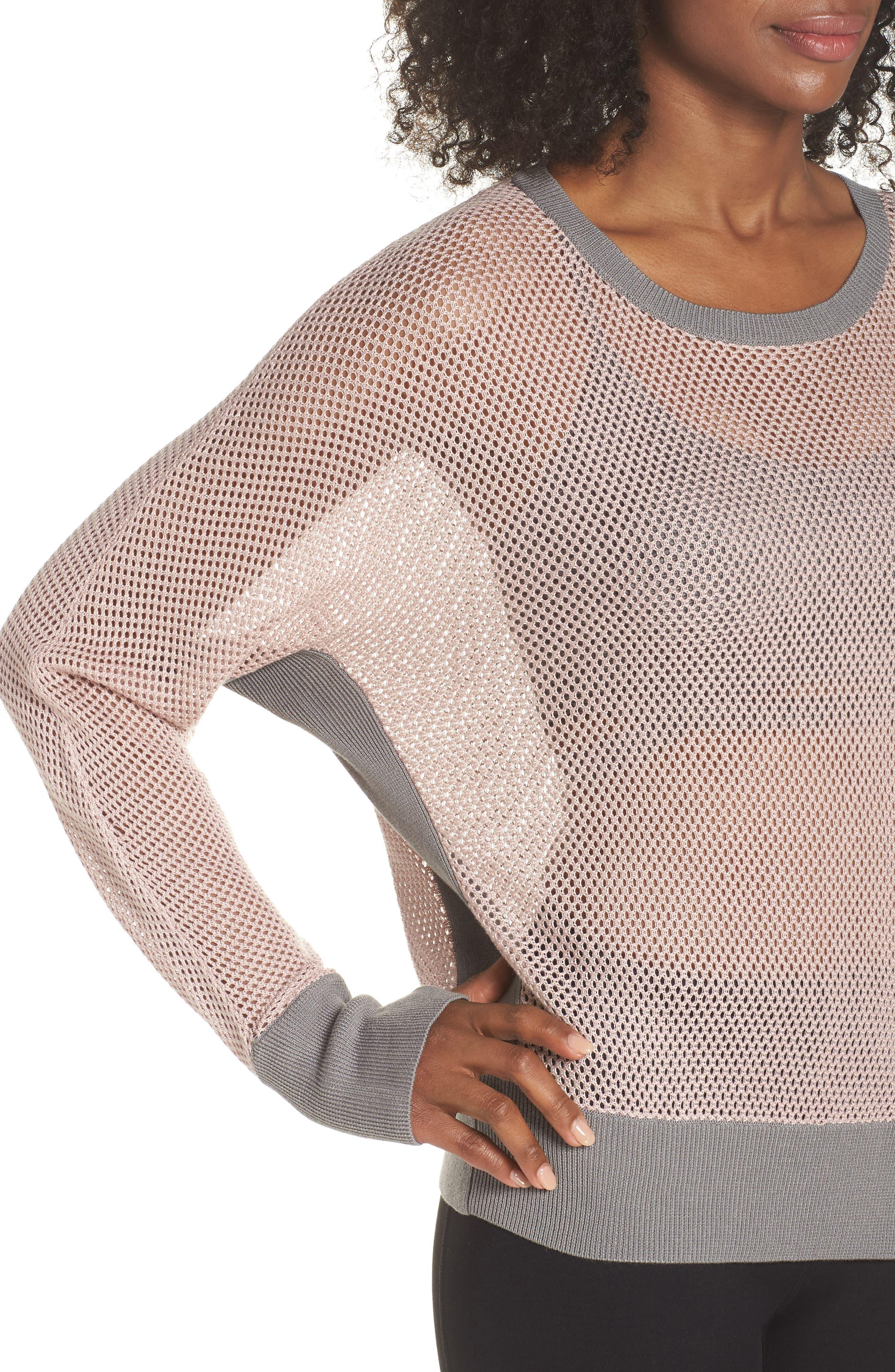 Flutter Sweater,                             Alternate thumbnail 9, color,