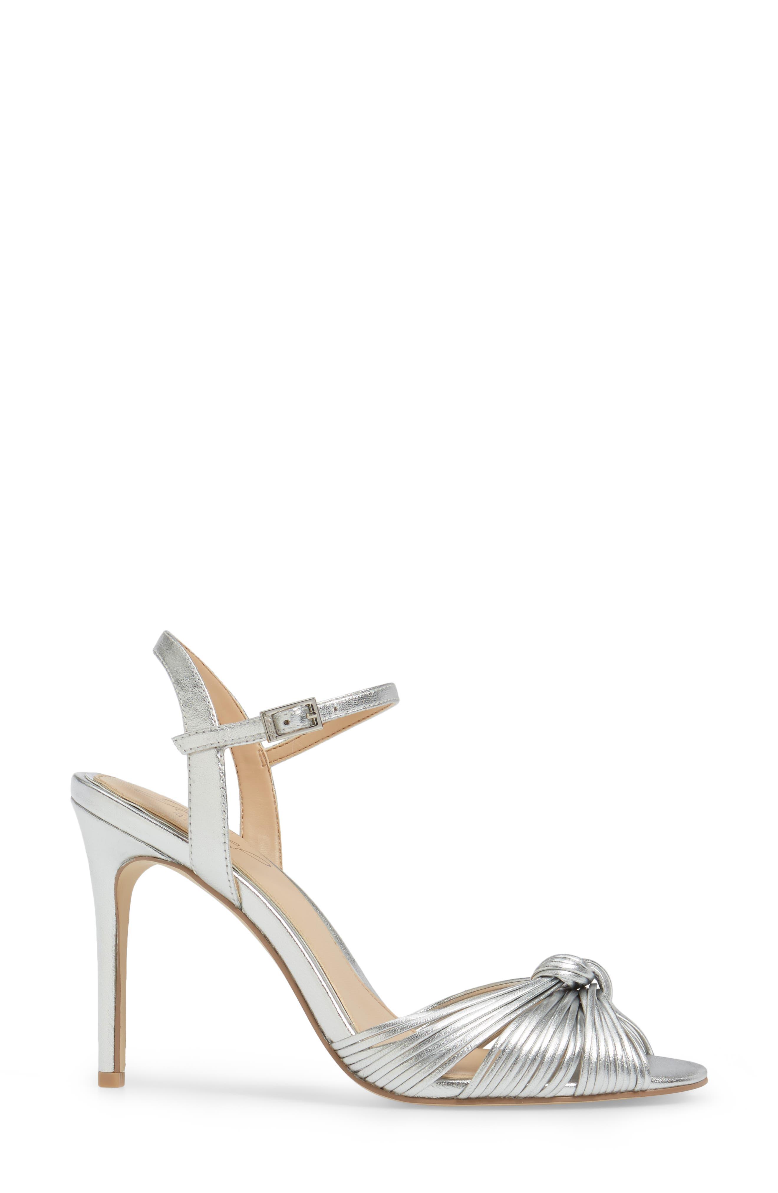 Lady Ankle Strap Sandal,                             Alternate thumbnail 3, color,                             046
