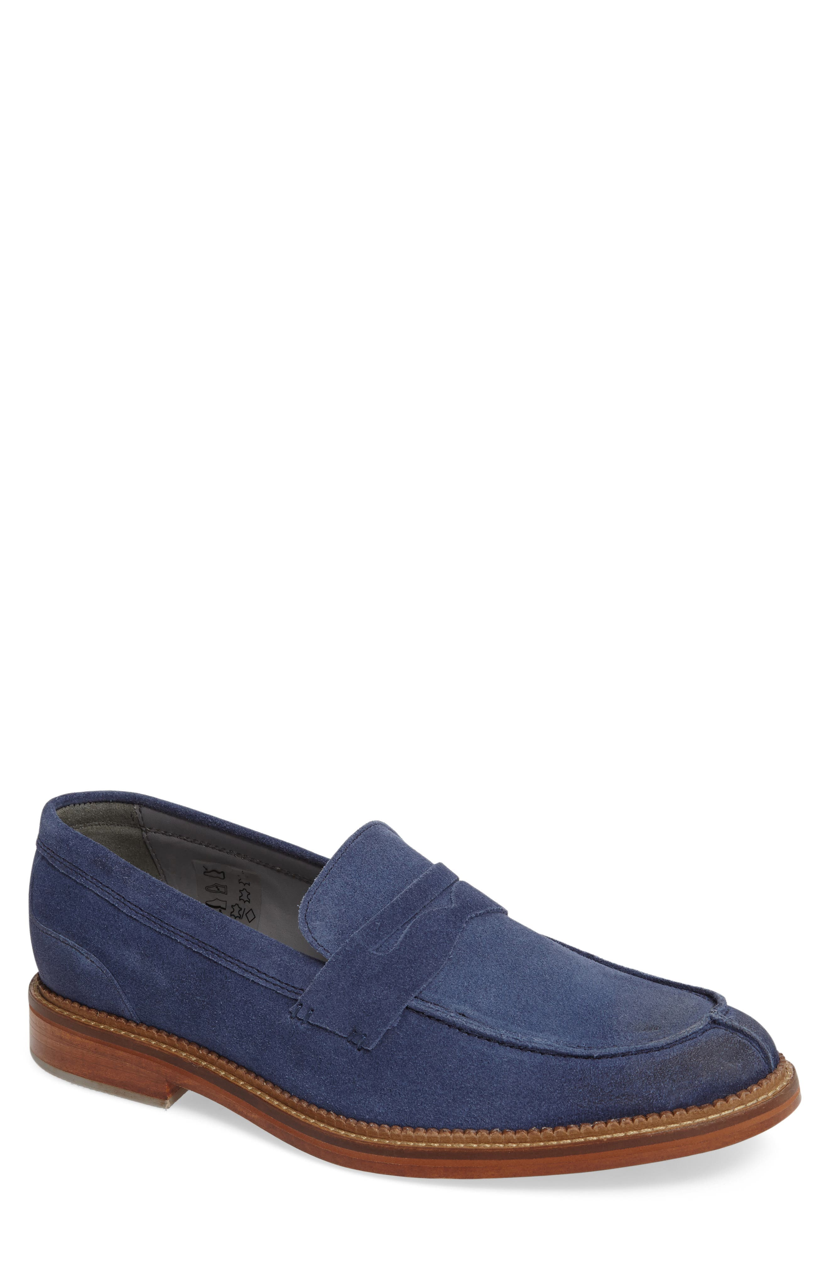 Ravenwood Penny Loafer,                             Main thumbnail 4, color,