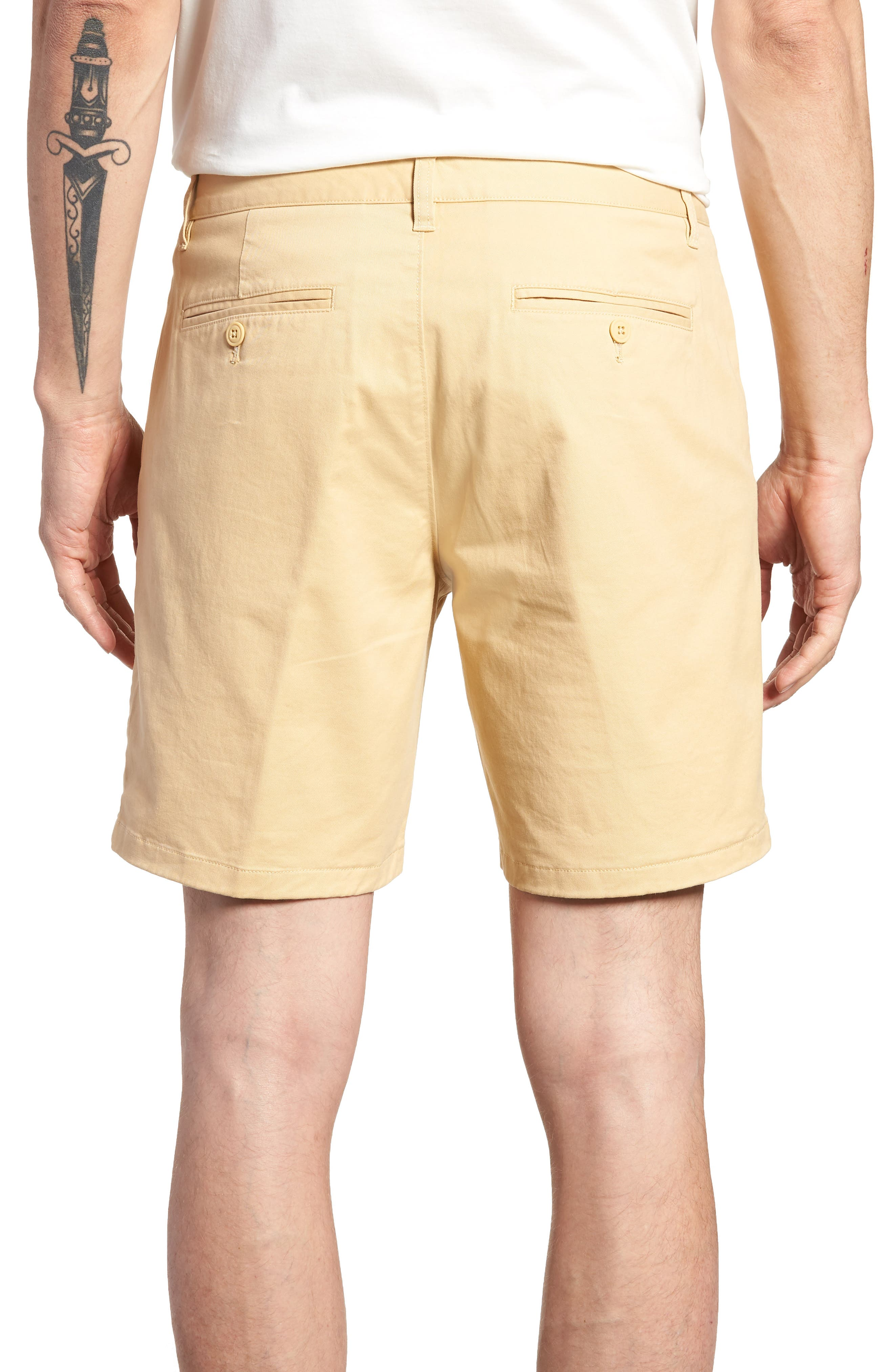 Stretch Chino 7-Inch Shorts,                             Alternate thumbnail 15, color,