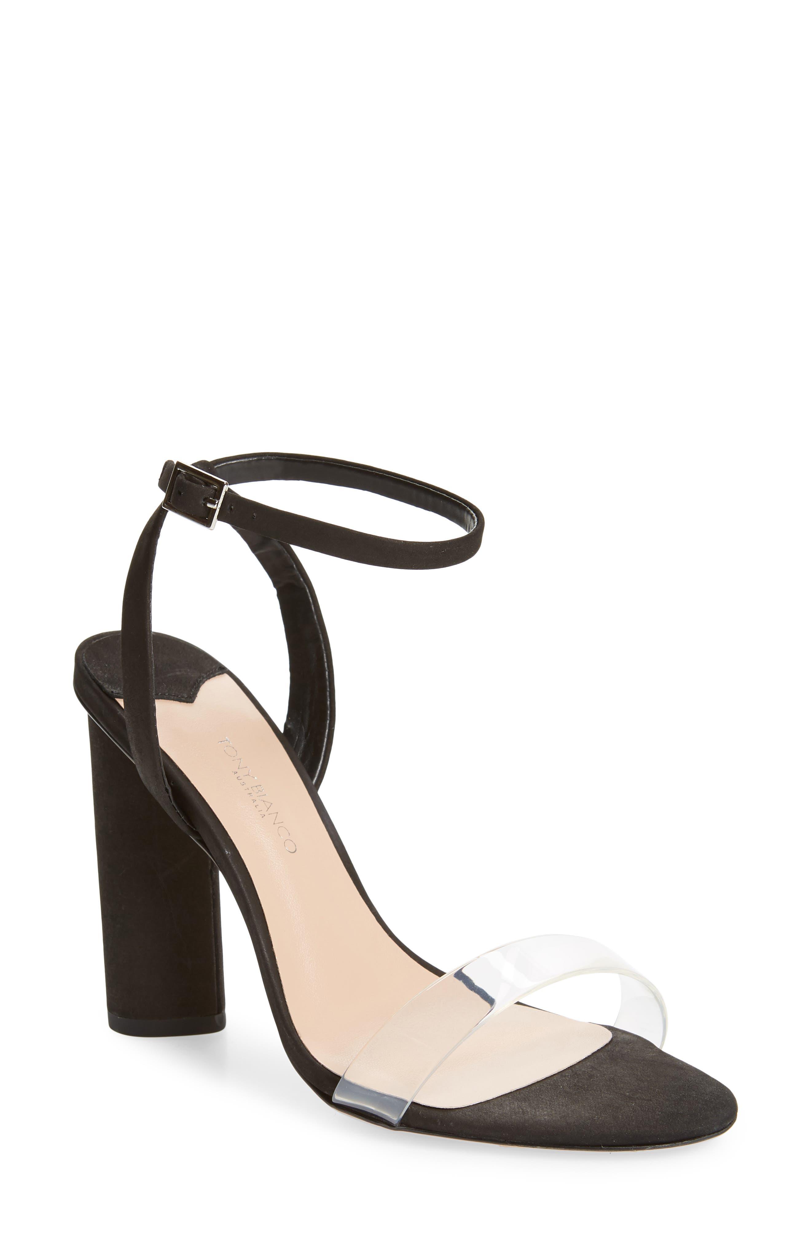 Tony Bianco Tommi Round Heel Sandal