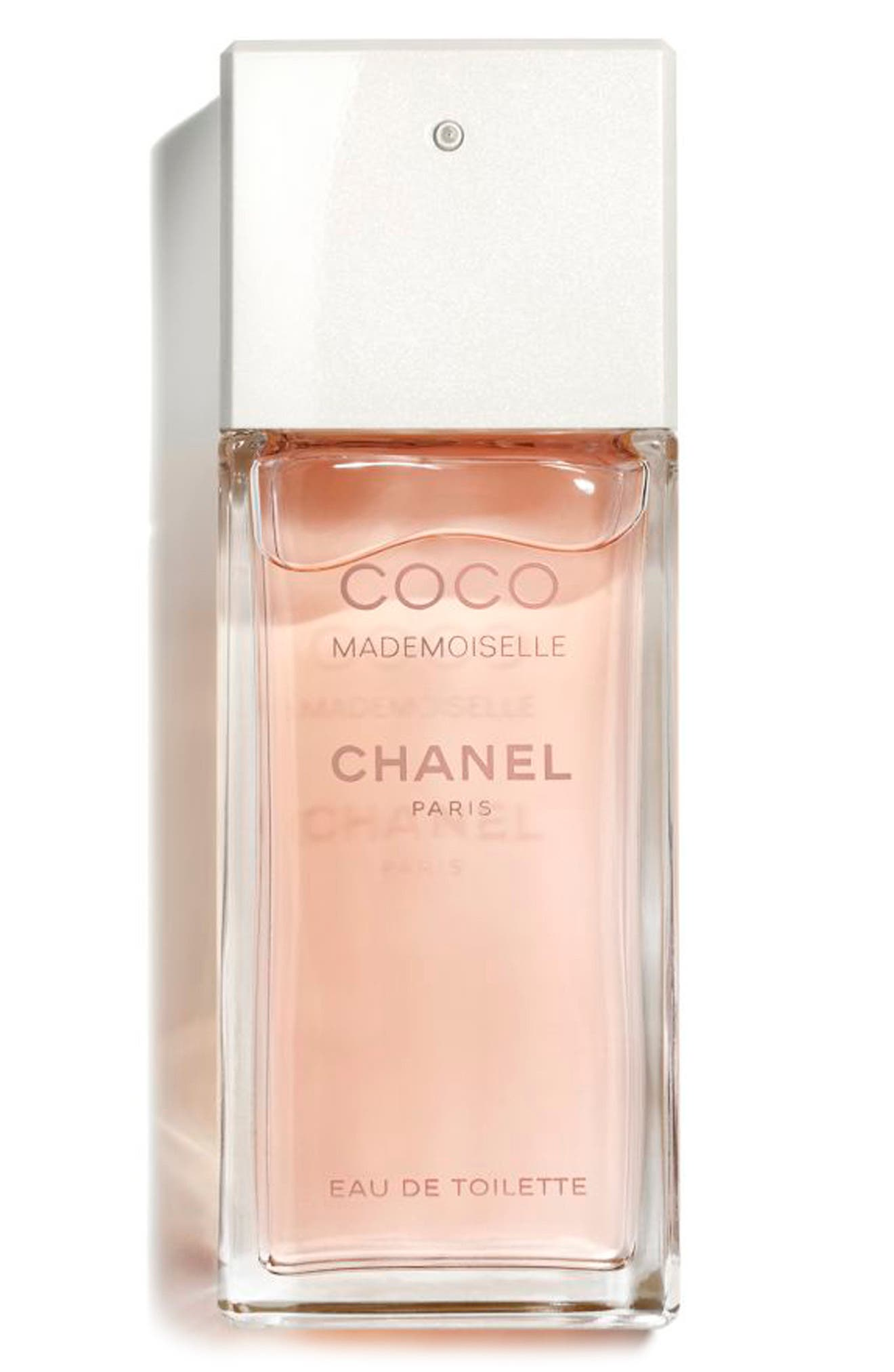 CHANEL,                             COCO MADEMOISELLE<br />Eau de Toilette Spray,                             Main thumbnail 1, color,                             NO COLOR