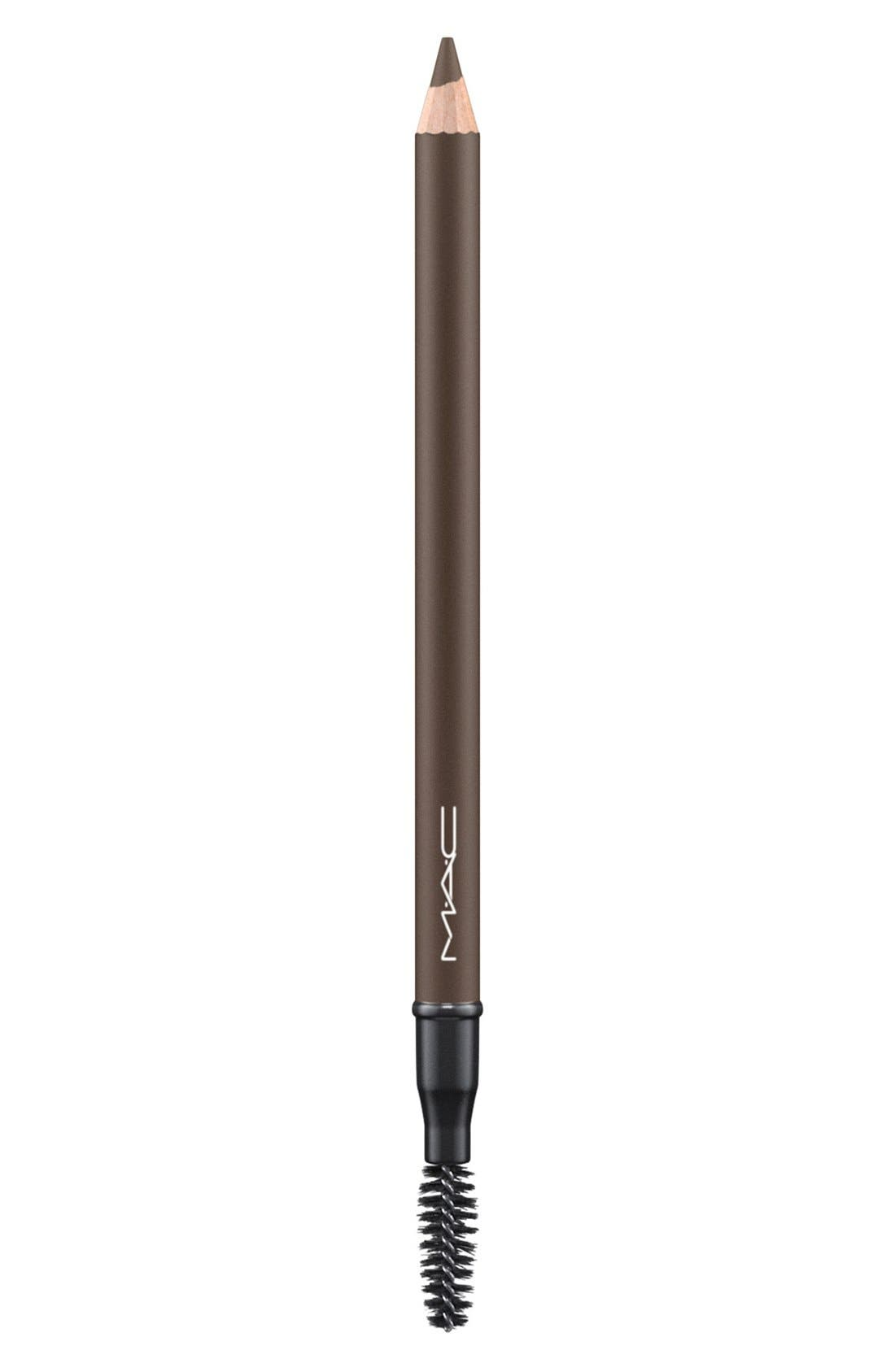 MAC Veluxe Brow Liner,                             Main thumbnail 1, color,                             TAUPE