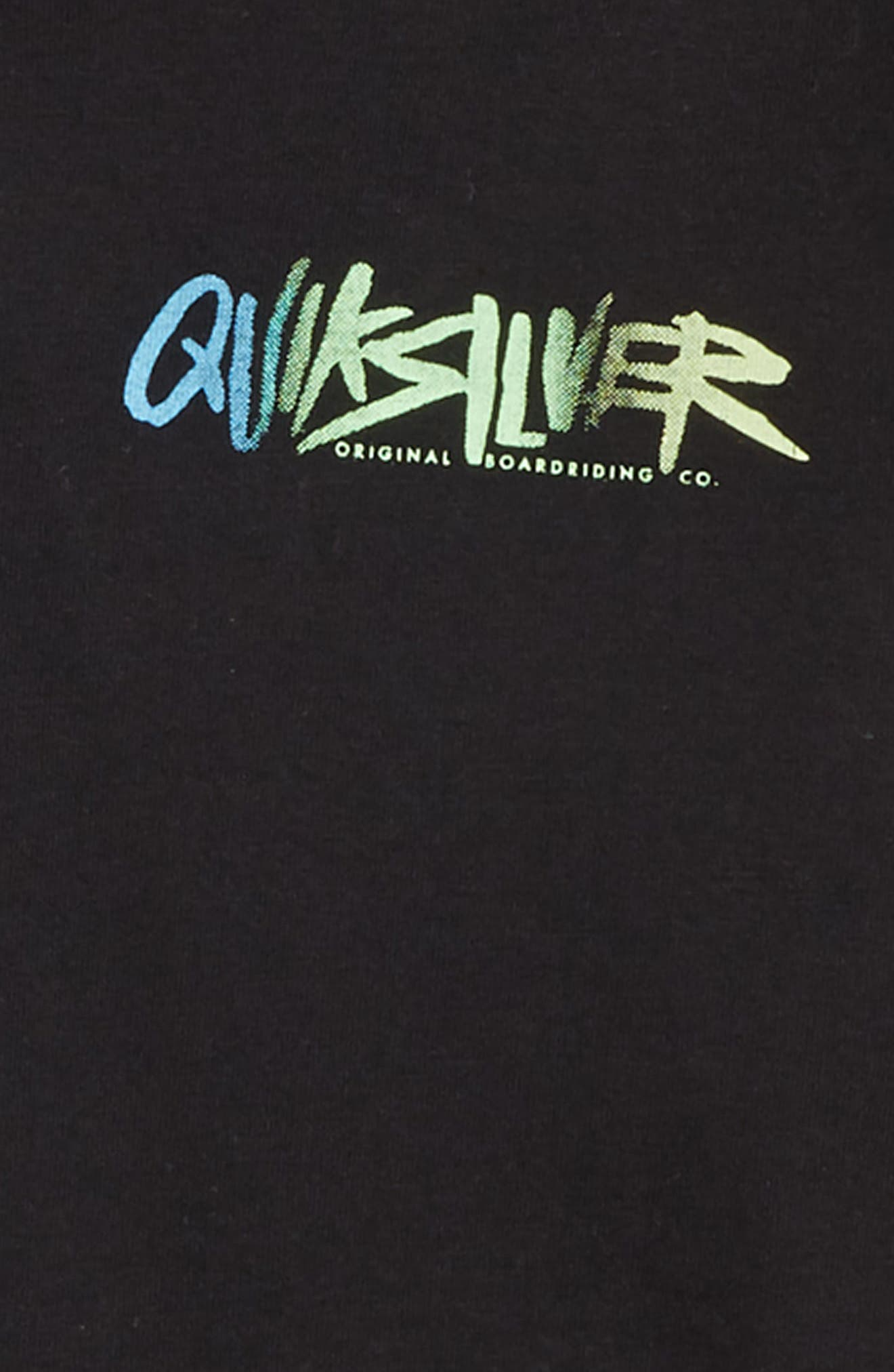 QUIKSILVER,                             Rough Right Hoodie,                             Alternate thumbnail 2, color,                             002