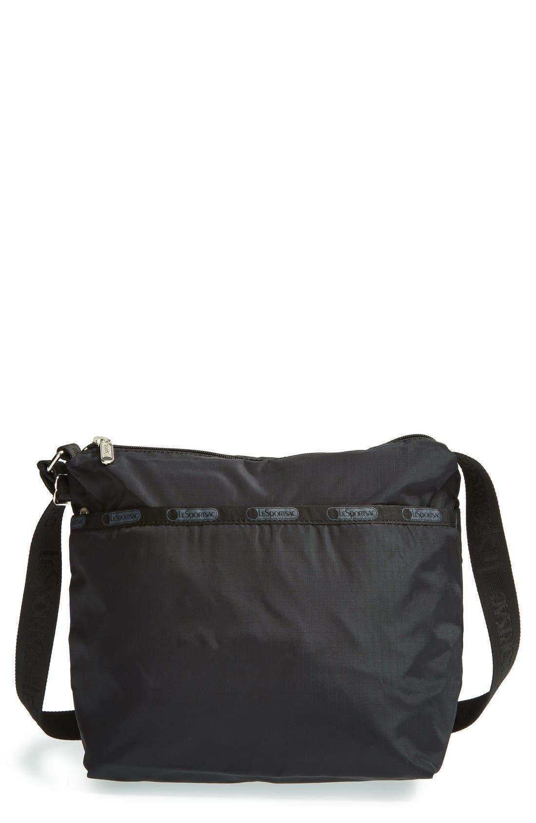 LESPORTSAC,                             'Small Cleo' Crossbody Bag,                             Main thumbnail 1, color,                             002