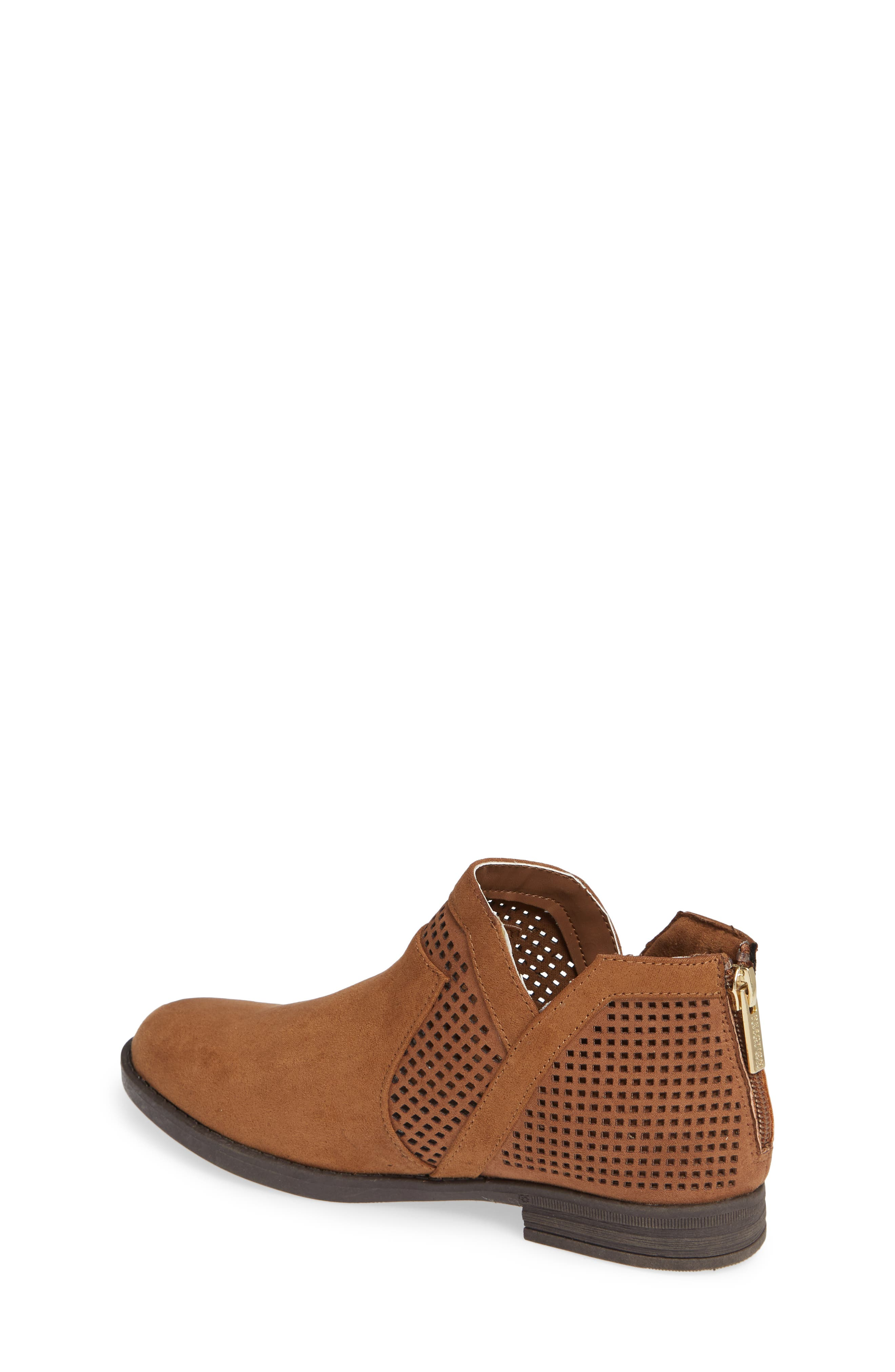 Wild Westy Perforated Bootie,                             Alternate thumbnail 2, color,                             206