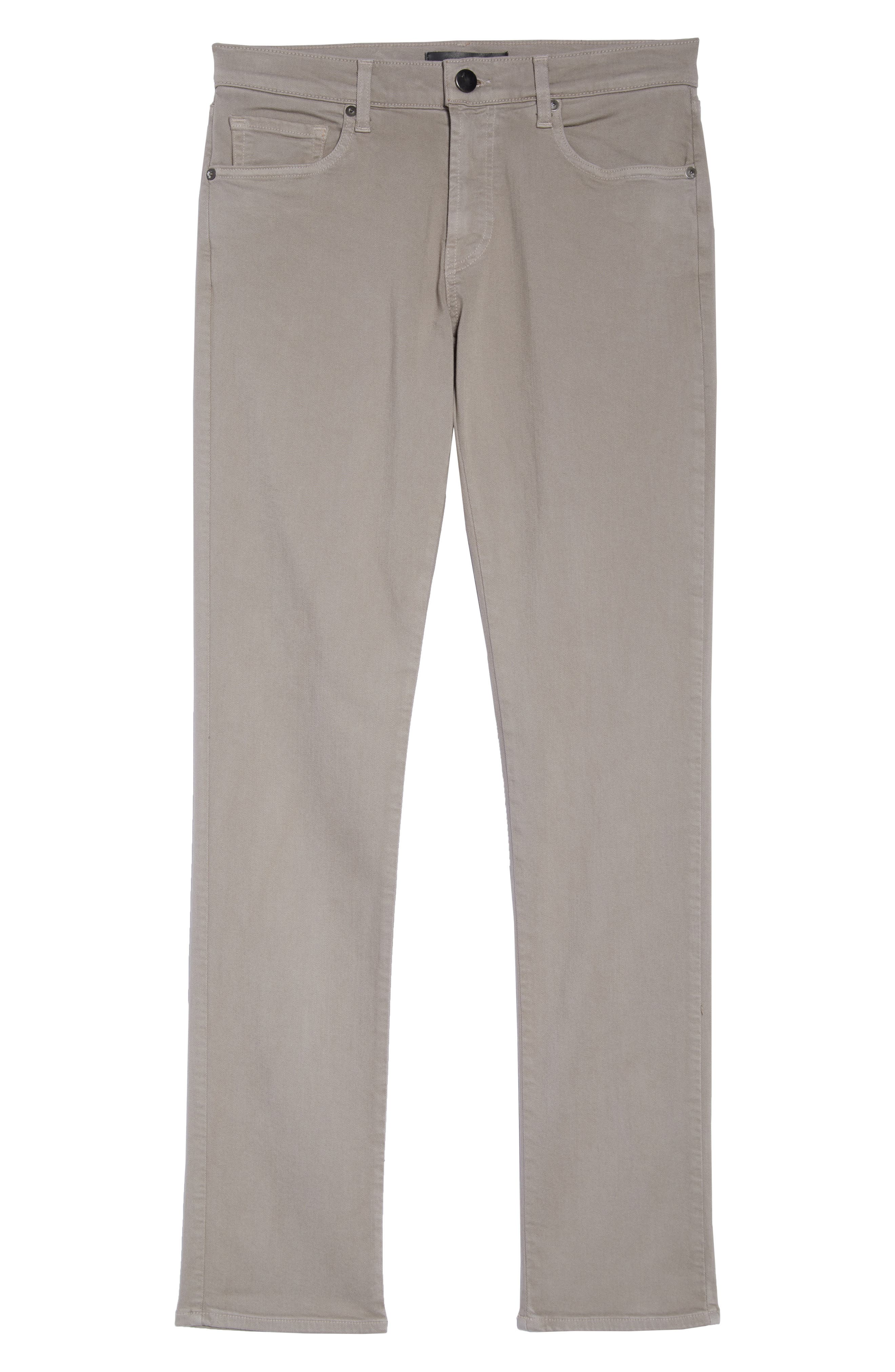 Tyler Slim Fit Jeans,                             Alternate thumbnail 5, color,                             TOPE (TAUPE)