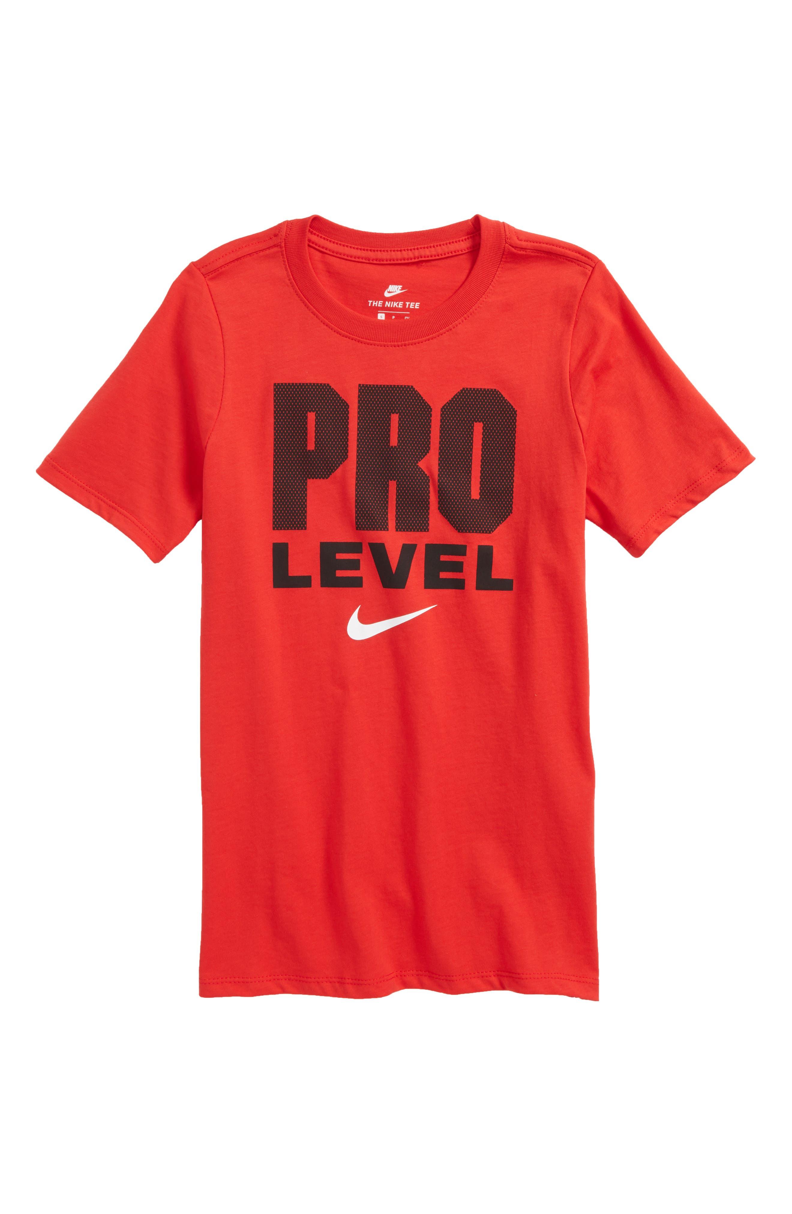 Pro Level T-Shirt,                             Main thumbnail 3, color,