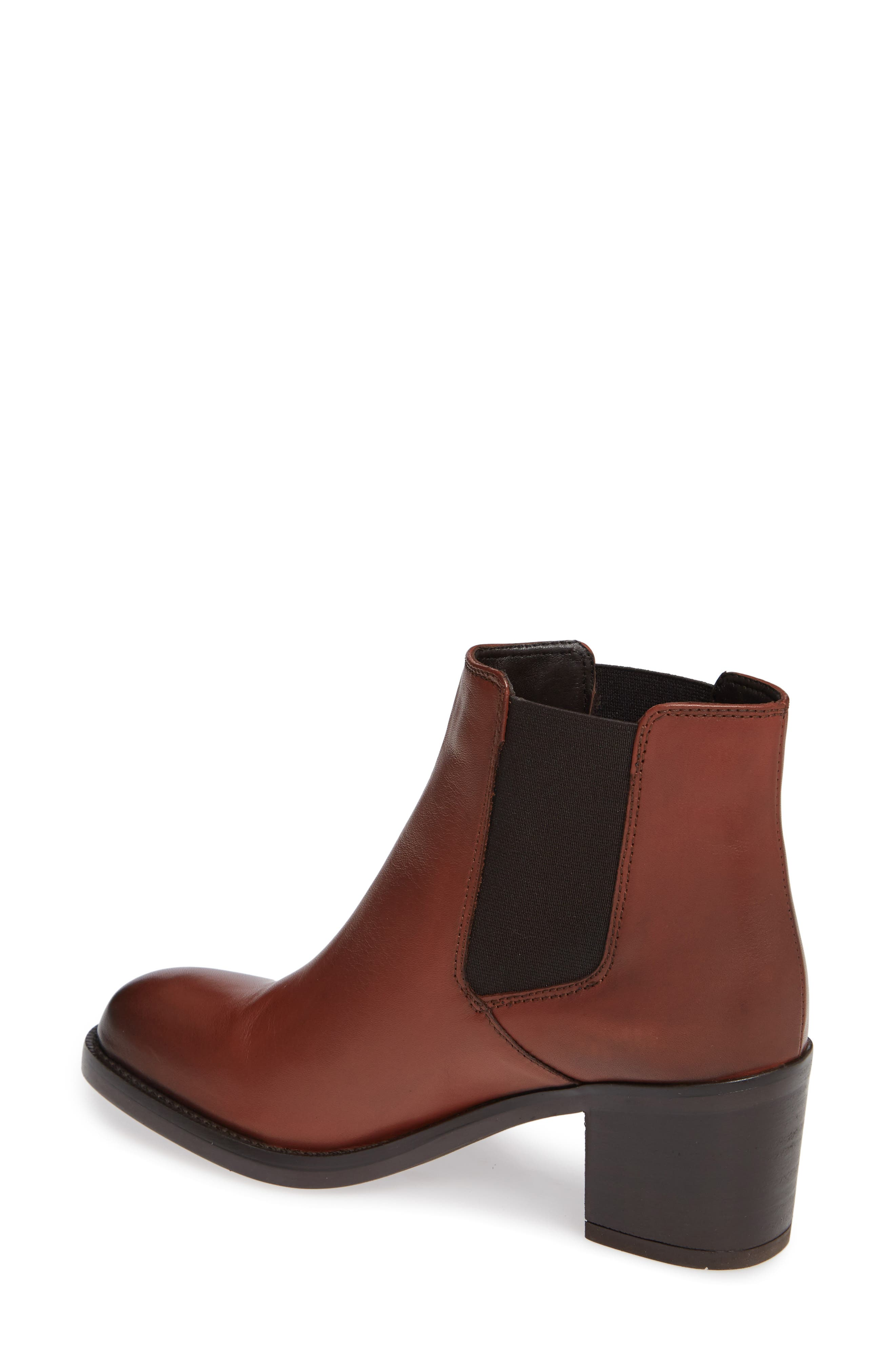 Mascarpone Bay Chelsea Boot,                             Alternate thumbnail 2, color,                             TAN LEATHER