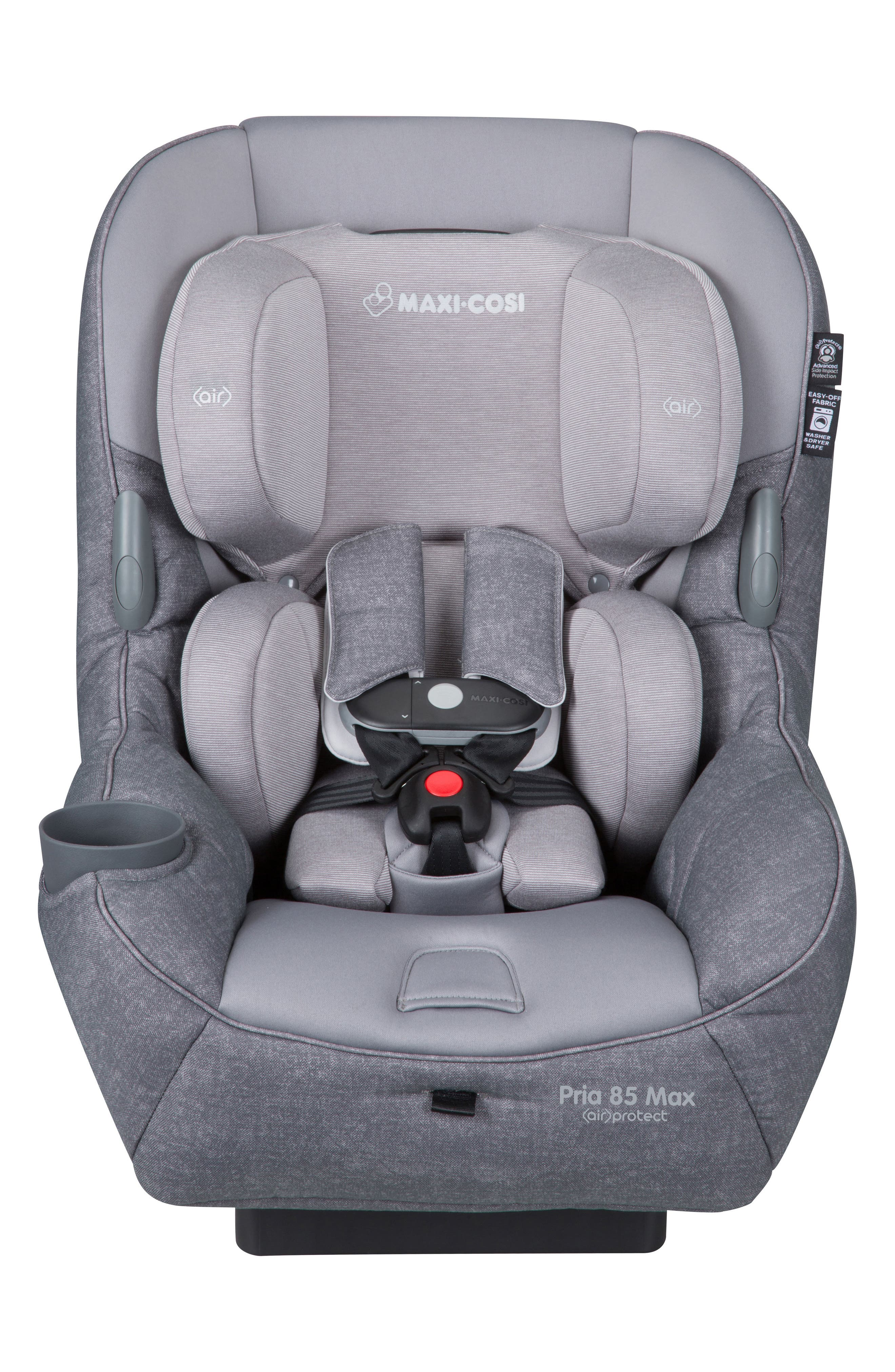 MAXI-COSI<SUP>®</SUP> Pria<sup>™</sup> 85 Max Nomad Collection Convertible Car Seat, Main, color, NOMAD GREY