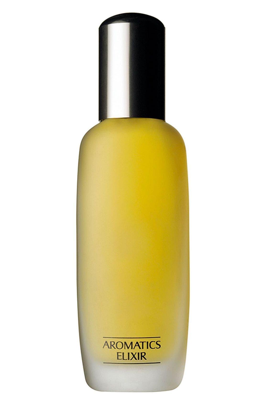 Aromatics Elixir Perfume Spray,                             Main thumbnail 1, color,                             NO COLOR