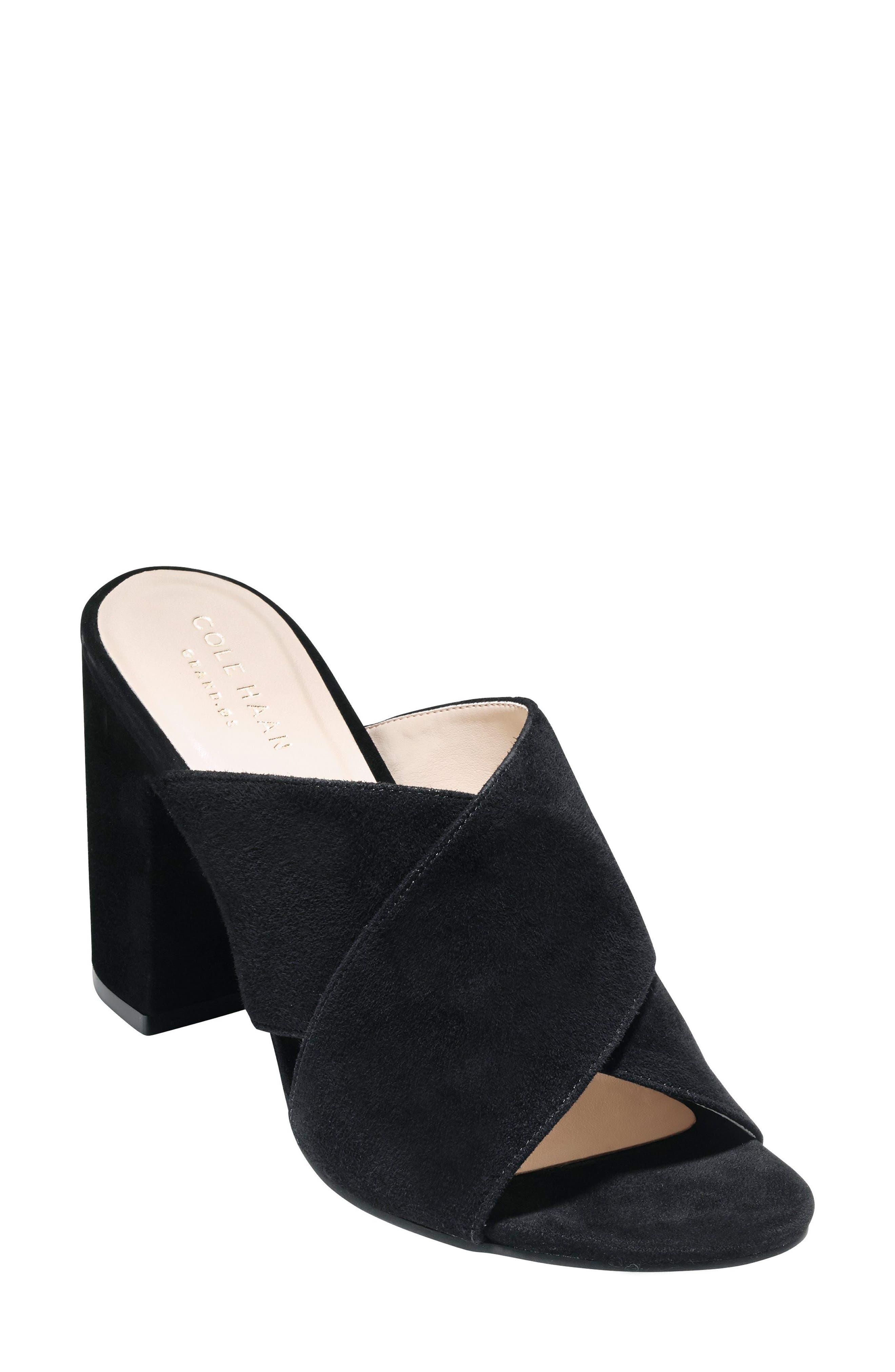 Gabby Slide Sandal,                         Main,                         color, 001