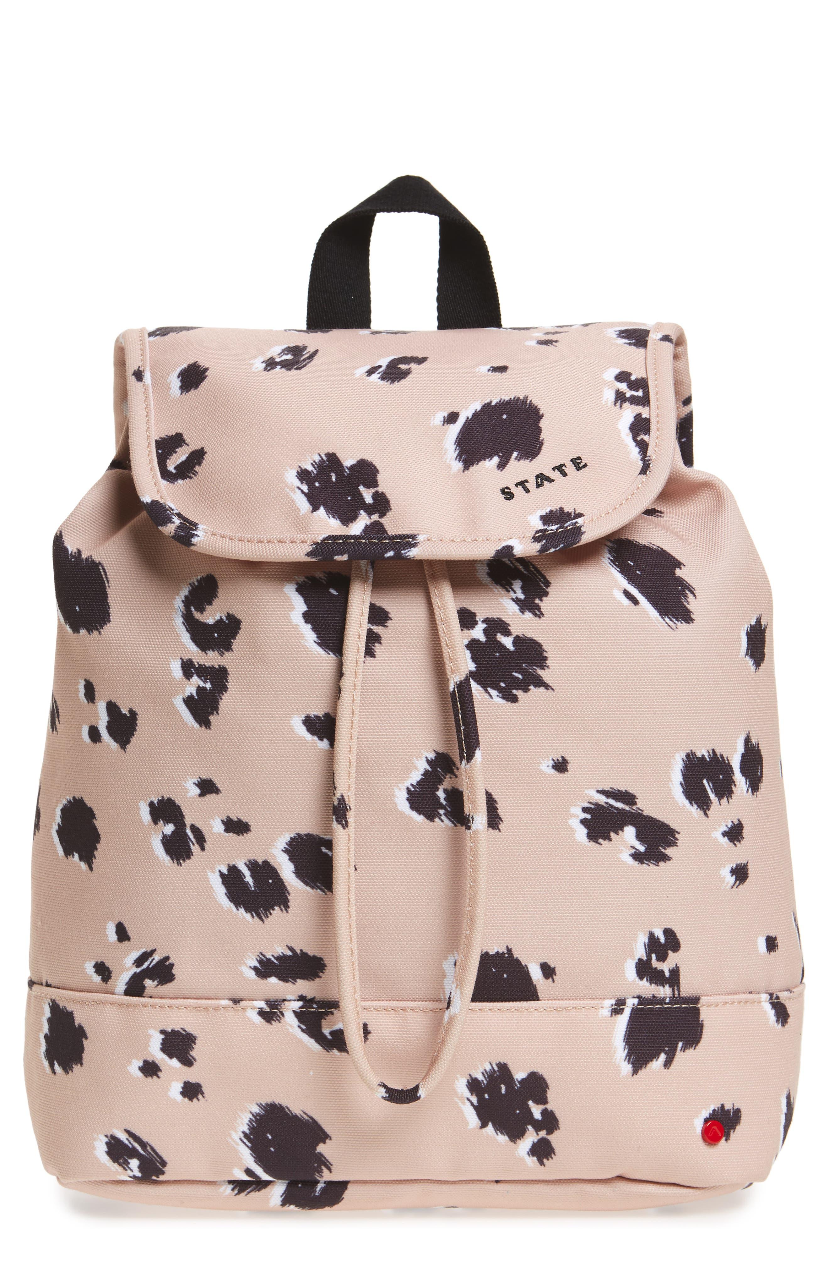 Wingate Hattie Canvas Backpack,                         Main,                         color,