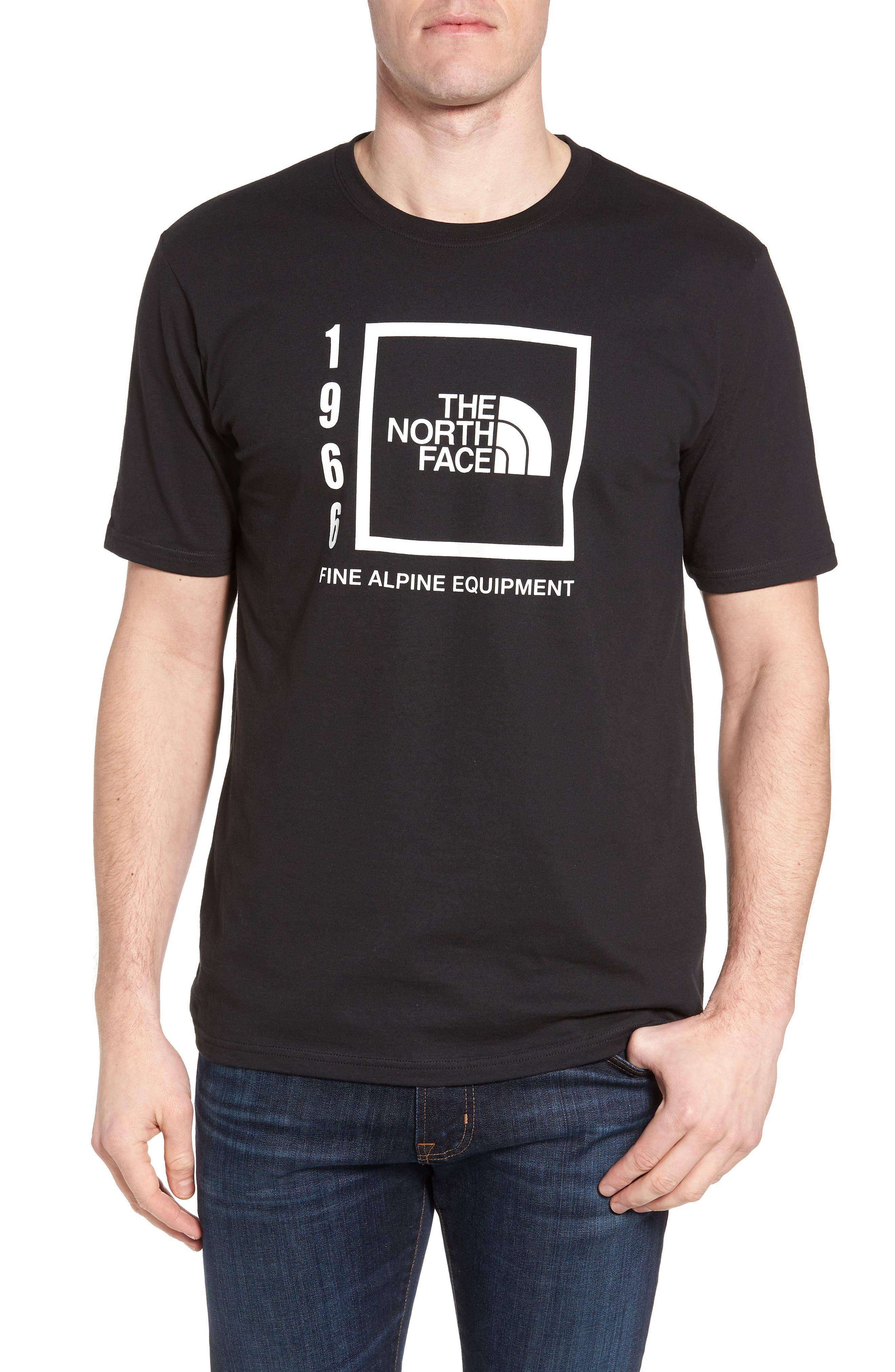 1966 Box Crewneck Cotton T-Shirt,                         Main,                         color,