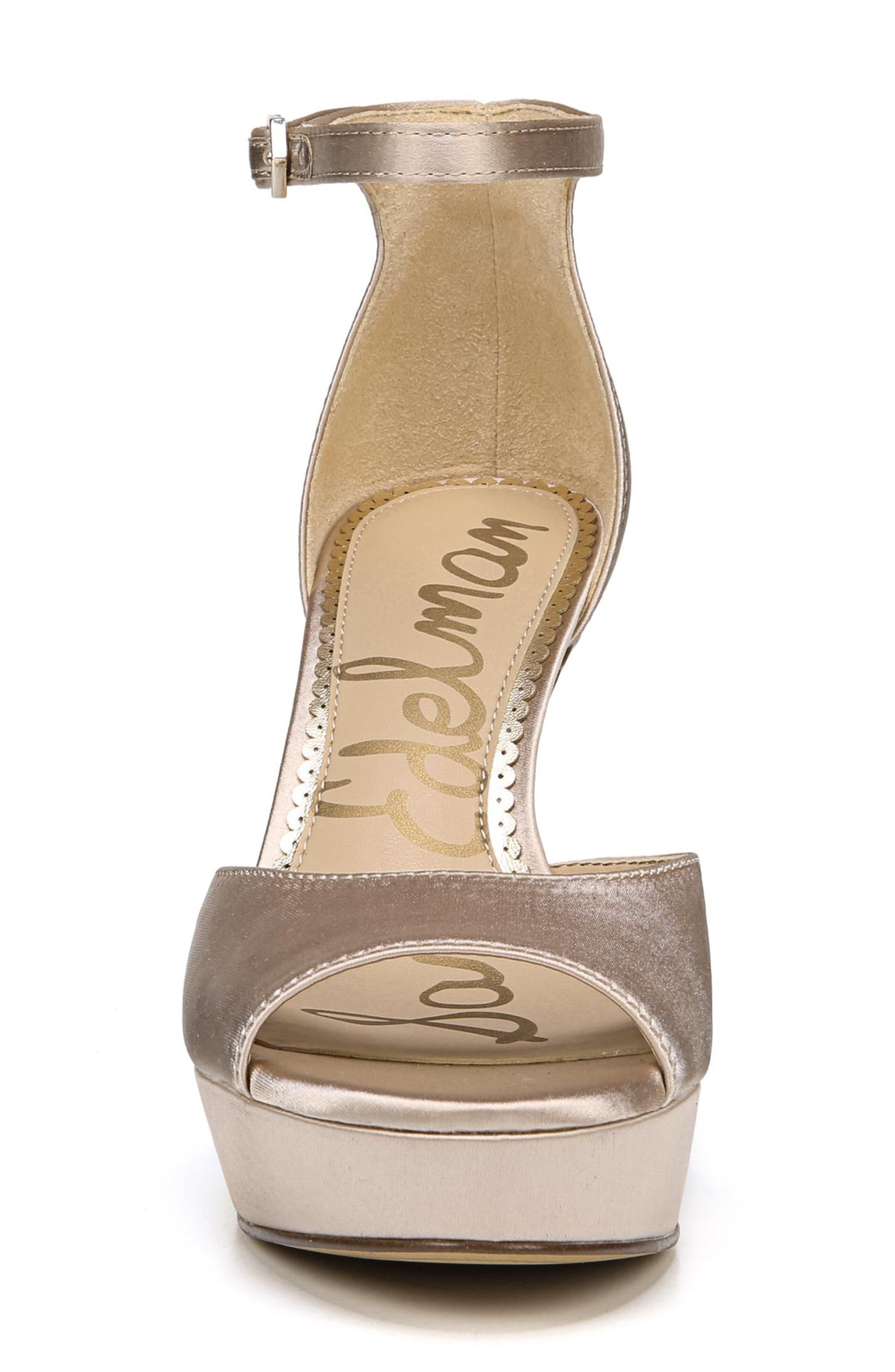 Jerin Platform Sandal,                             Alternate thumbnail 8, color,