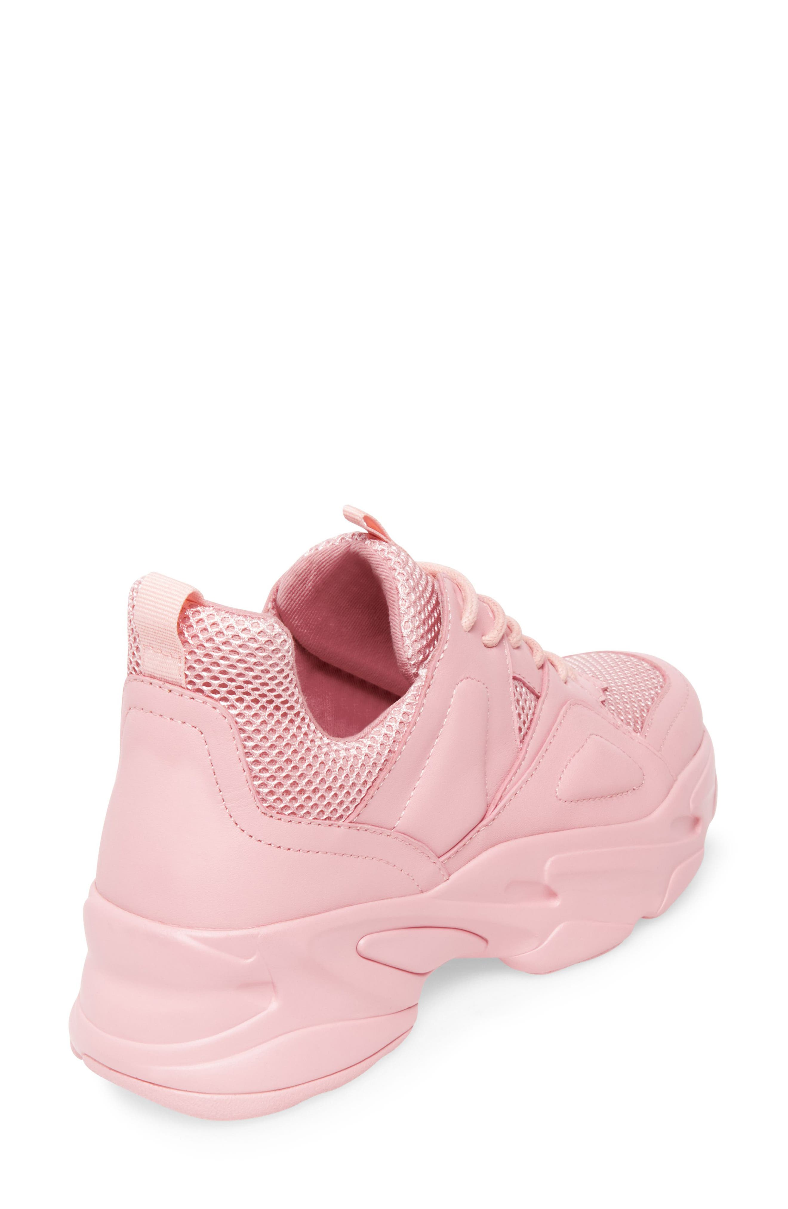Movement Sneaker,                             Alternate thumbnail 2, color,                             PINK LEATHER