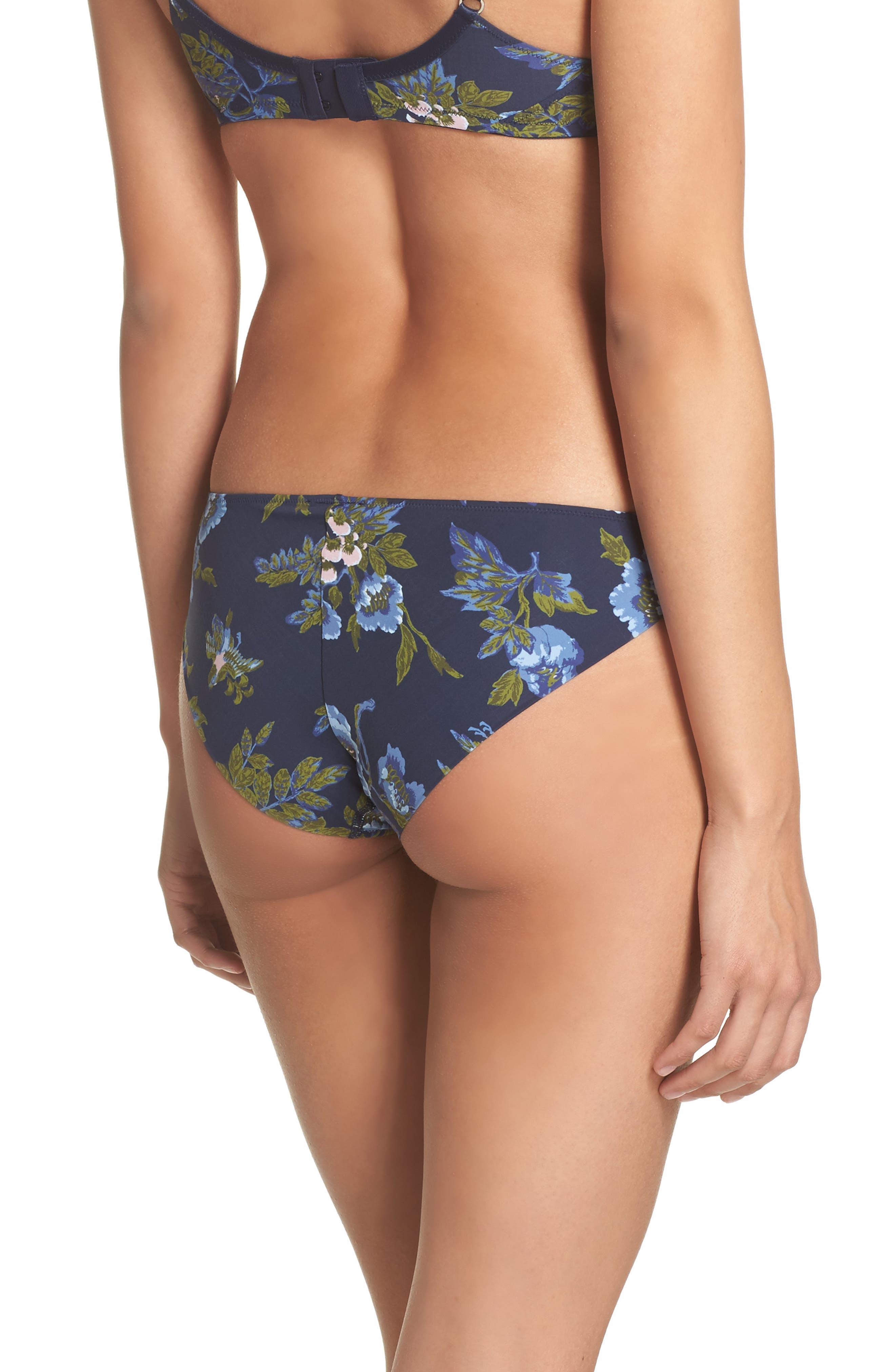 Zahra Brazilian Panties,                             Alternate thumbnail 2, color,