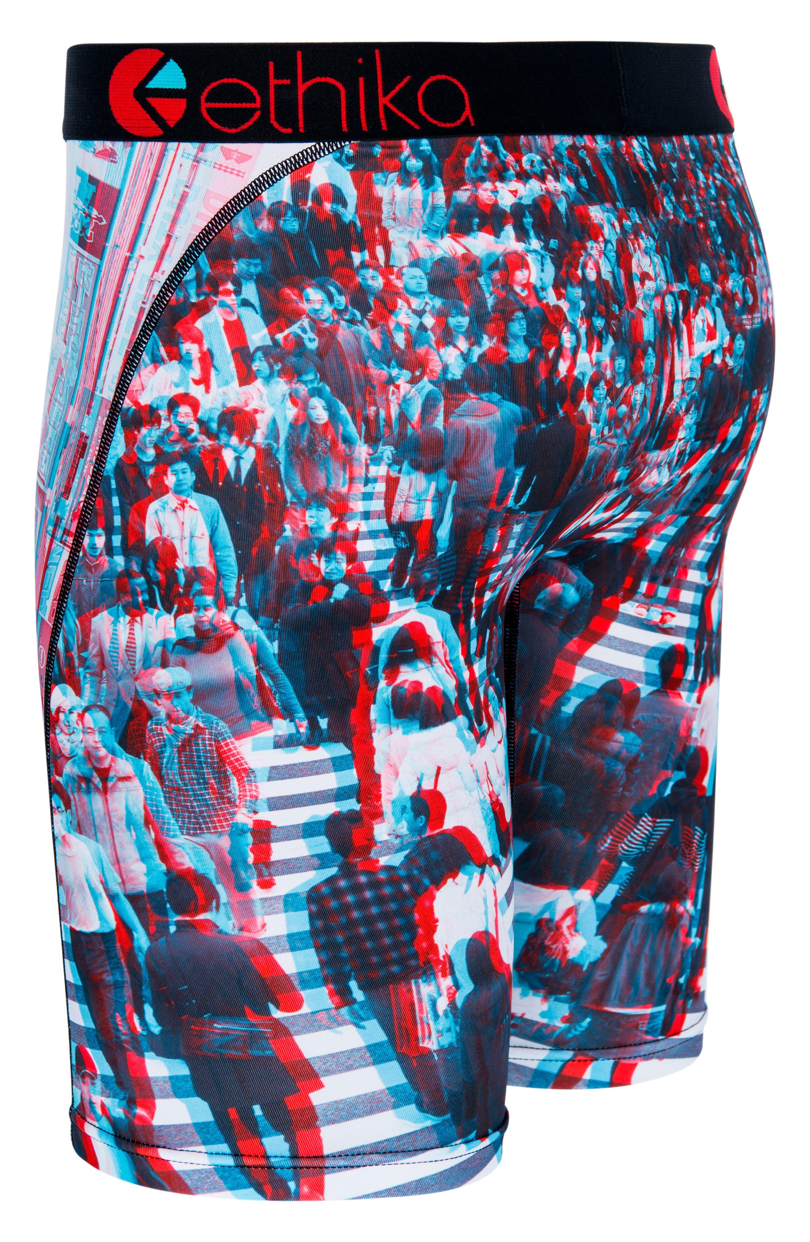 Toke Yo 3D Boxer Briefs,                             Alternate thumbnail 4, color,                             020