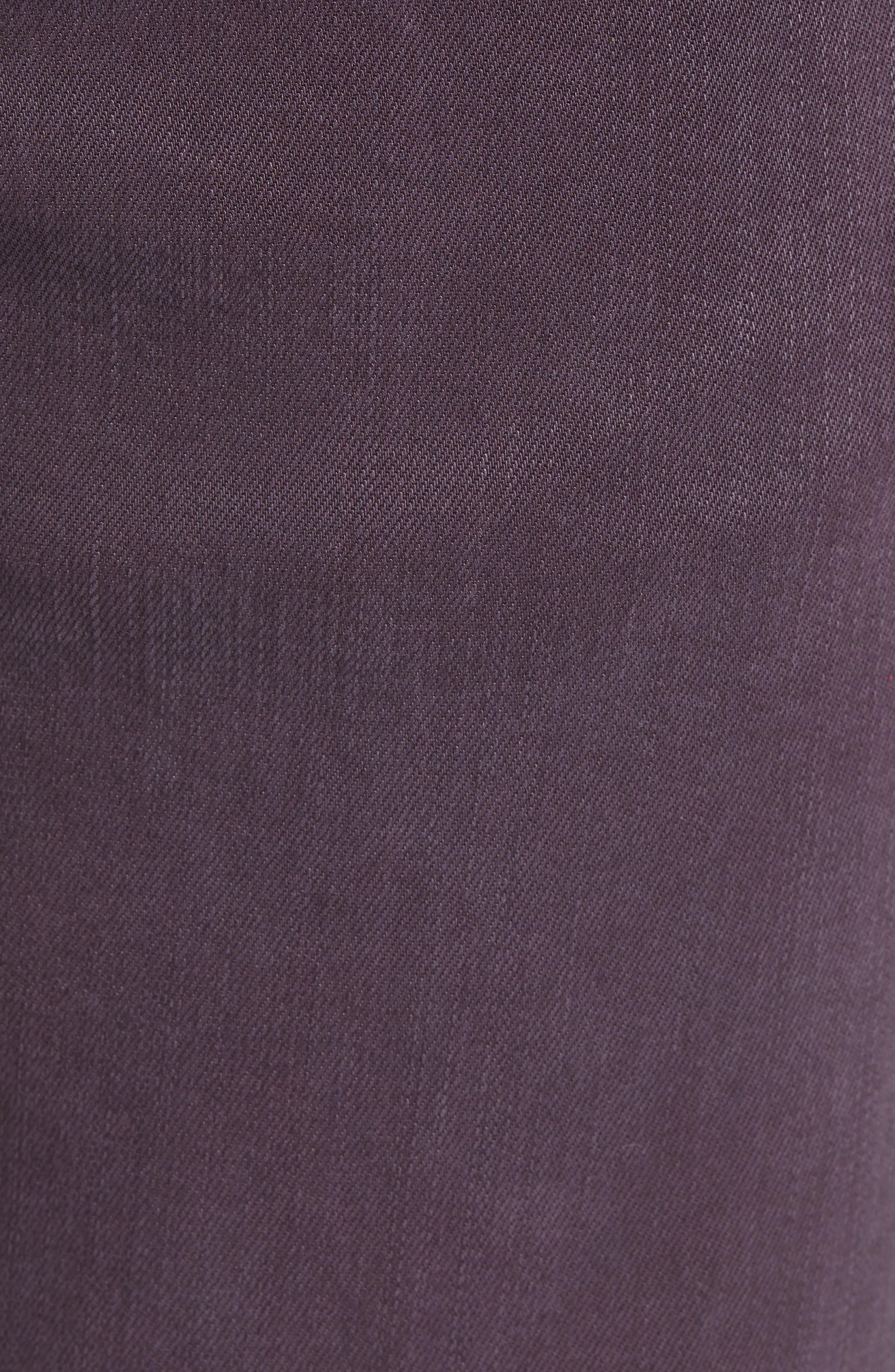 Jimmy Slim Straight Leg Jeans,                             Alternate thumbnail 5, color,                             600