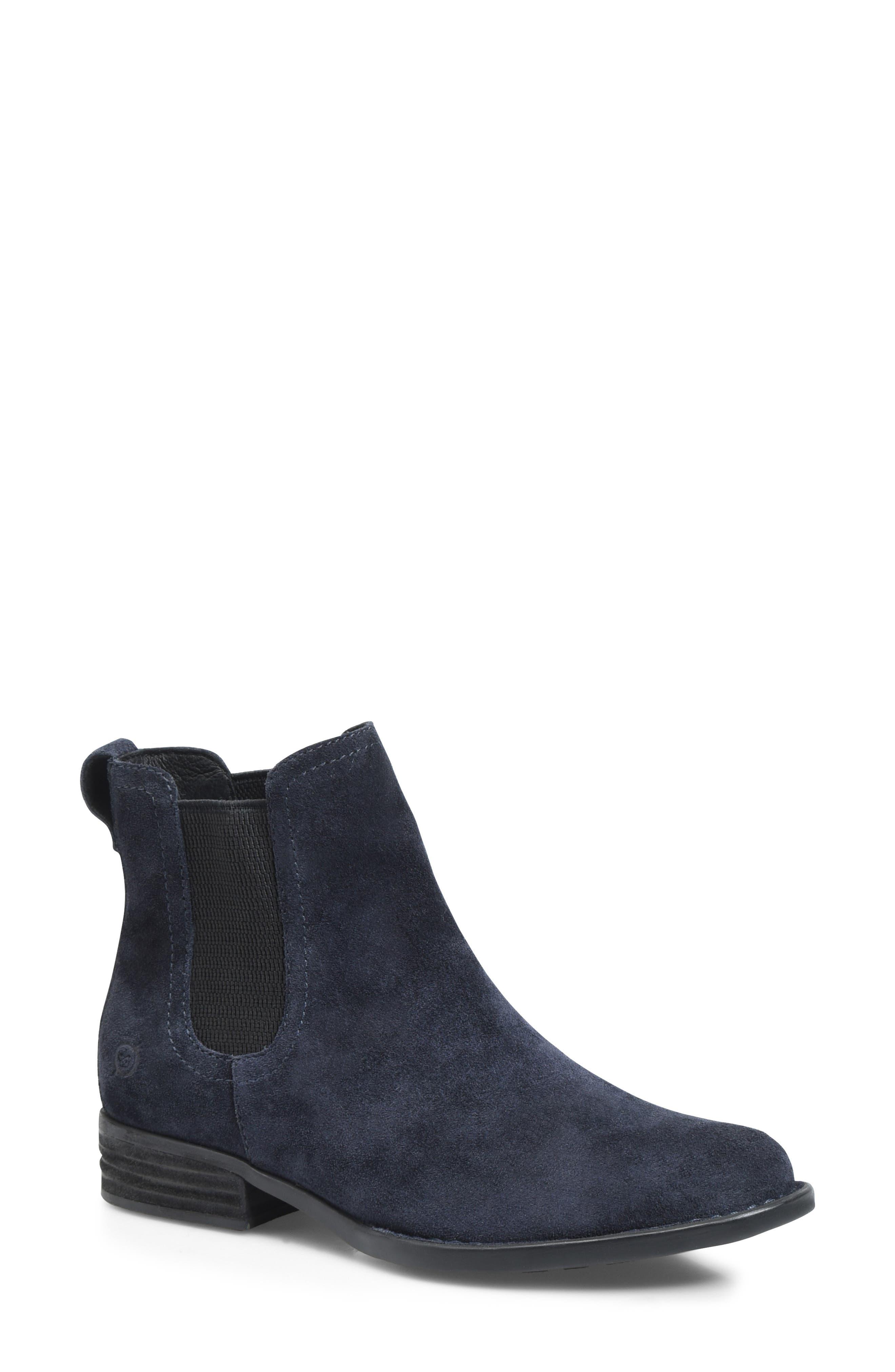 B?rn Casco Chelsea Boot- Blue