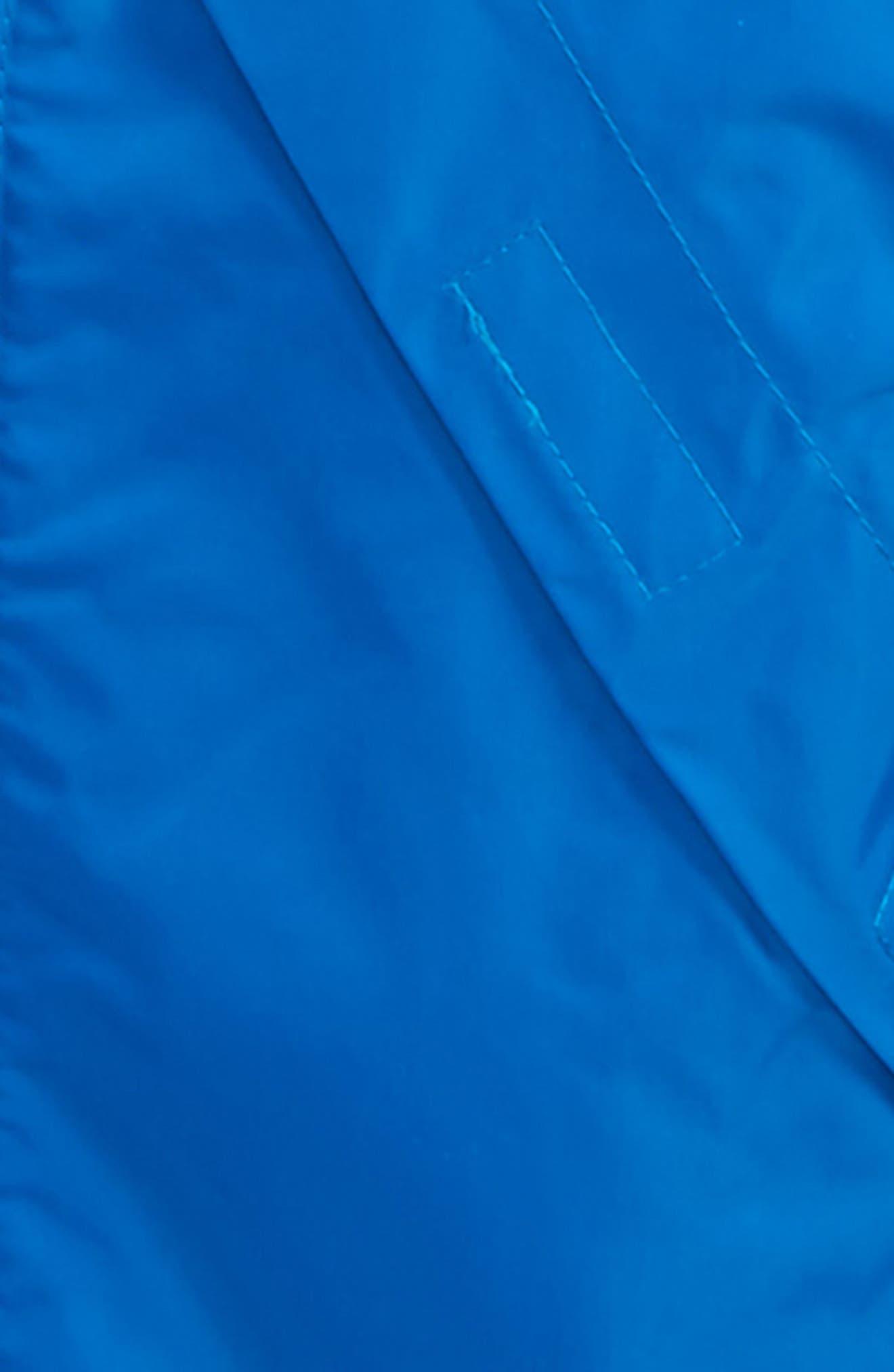 Yeoman Hooded Taffeta Windbreaker Jacket,                             Alternate thumbnail 2, color,                             420