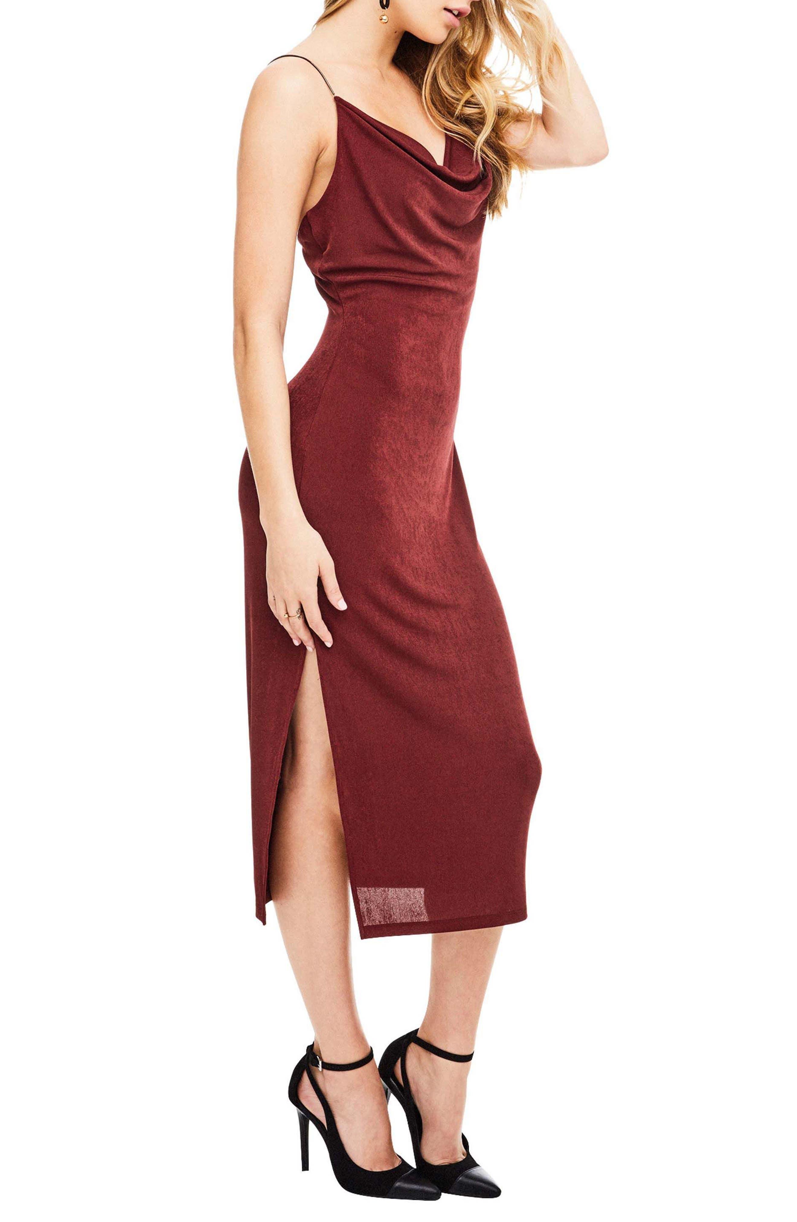 Ivana Midi Dress,                             Alternate thumbnail 15, color,