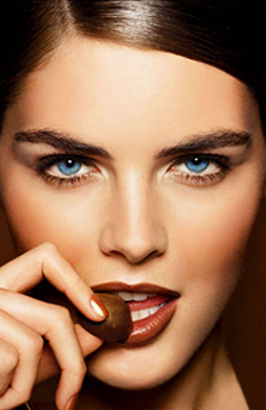 'Sensuous Gold' Signature Eyeshadow Quad,                             Main thumbnail 1, color,