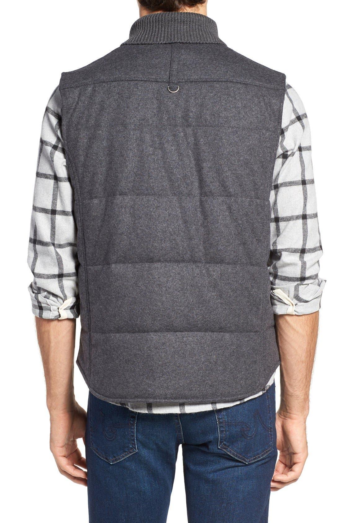Pritchel Quilted Vest,                             Alternate thumbnail 2, color,                             010