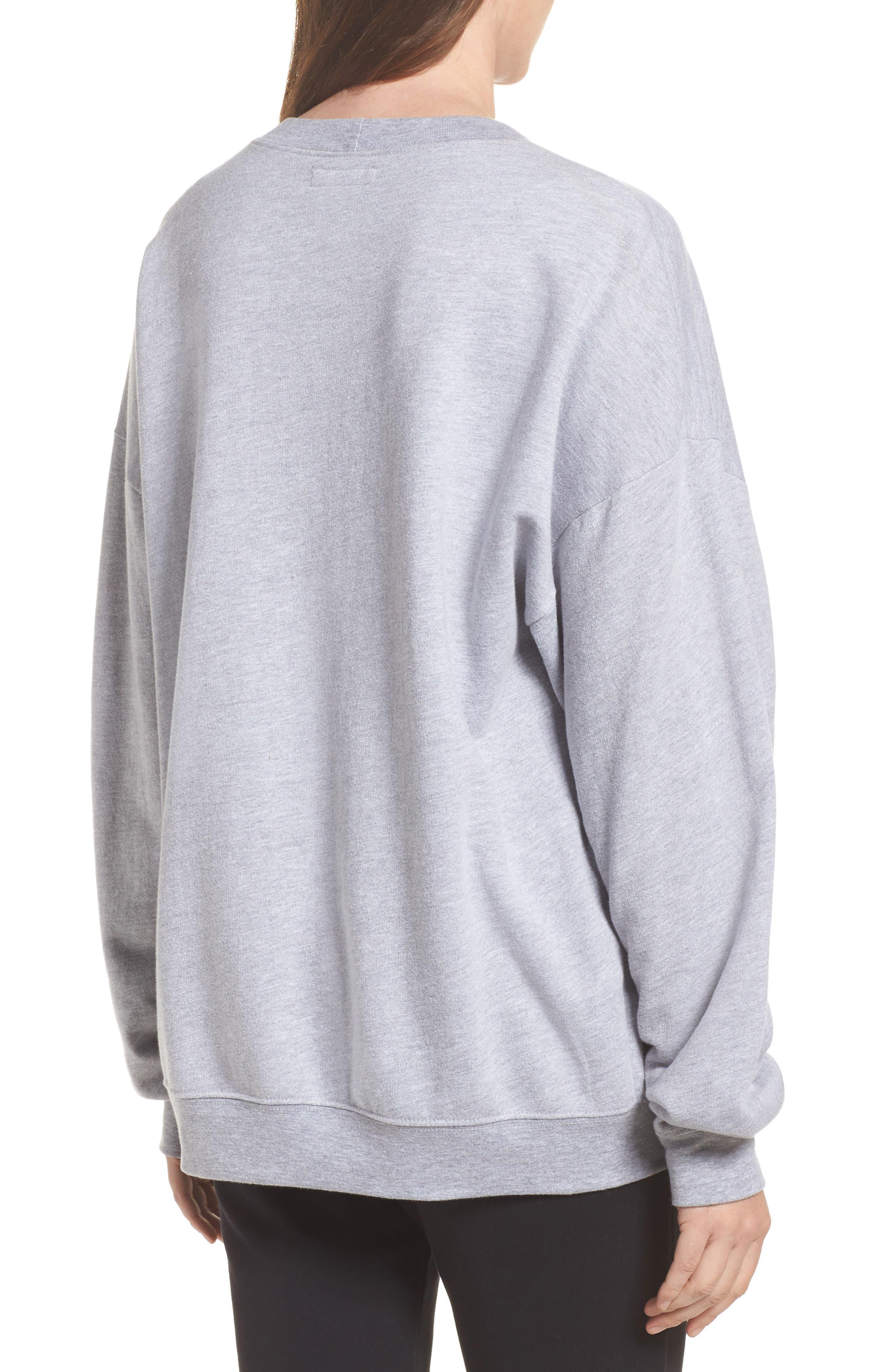 Ellstan Oversize Boyfriend Sweatshirt,                             Alternate thumbnail 2, color,                             035