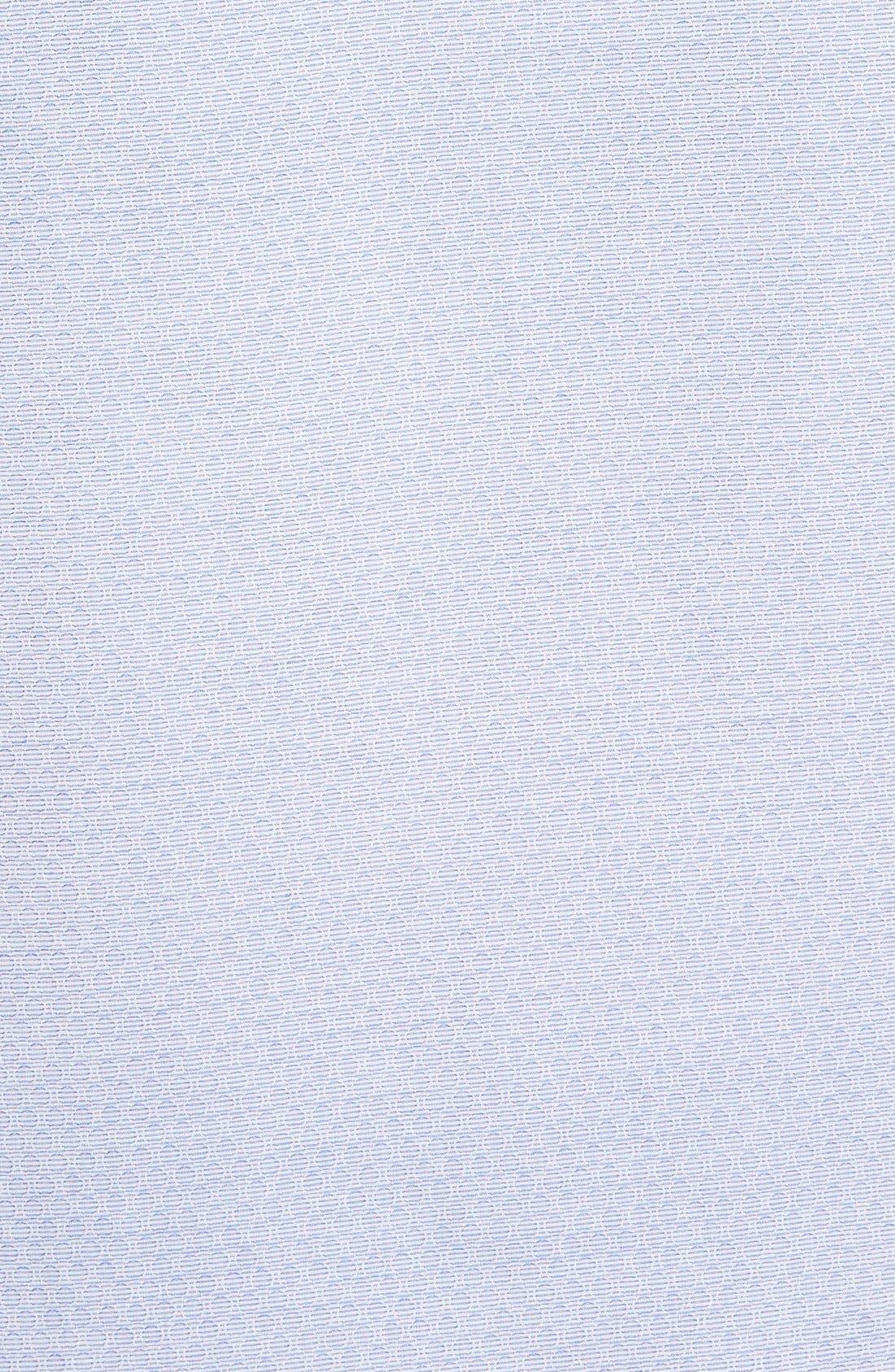 Agnes Print Cold Shoulder Cotton Top,                             Alternate thumbnail 6, color,