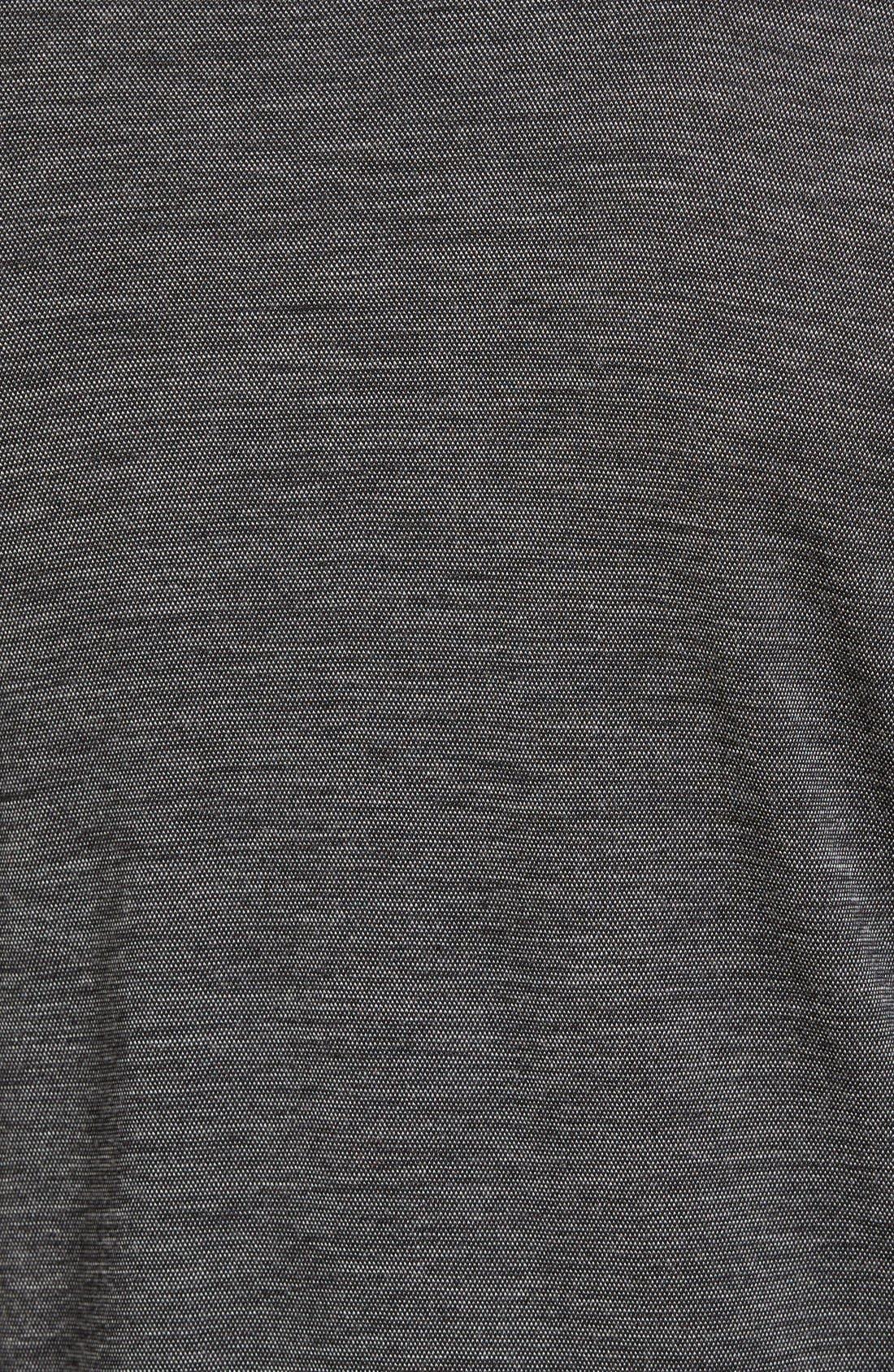 Merino 250 Base Layer Pattern Quarter Zip Pullover,                             Alternate thumbnail 14, color,