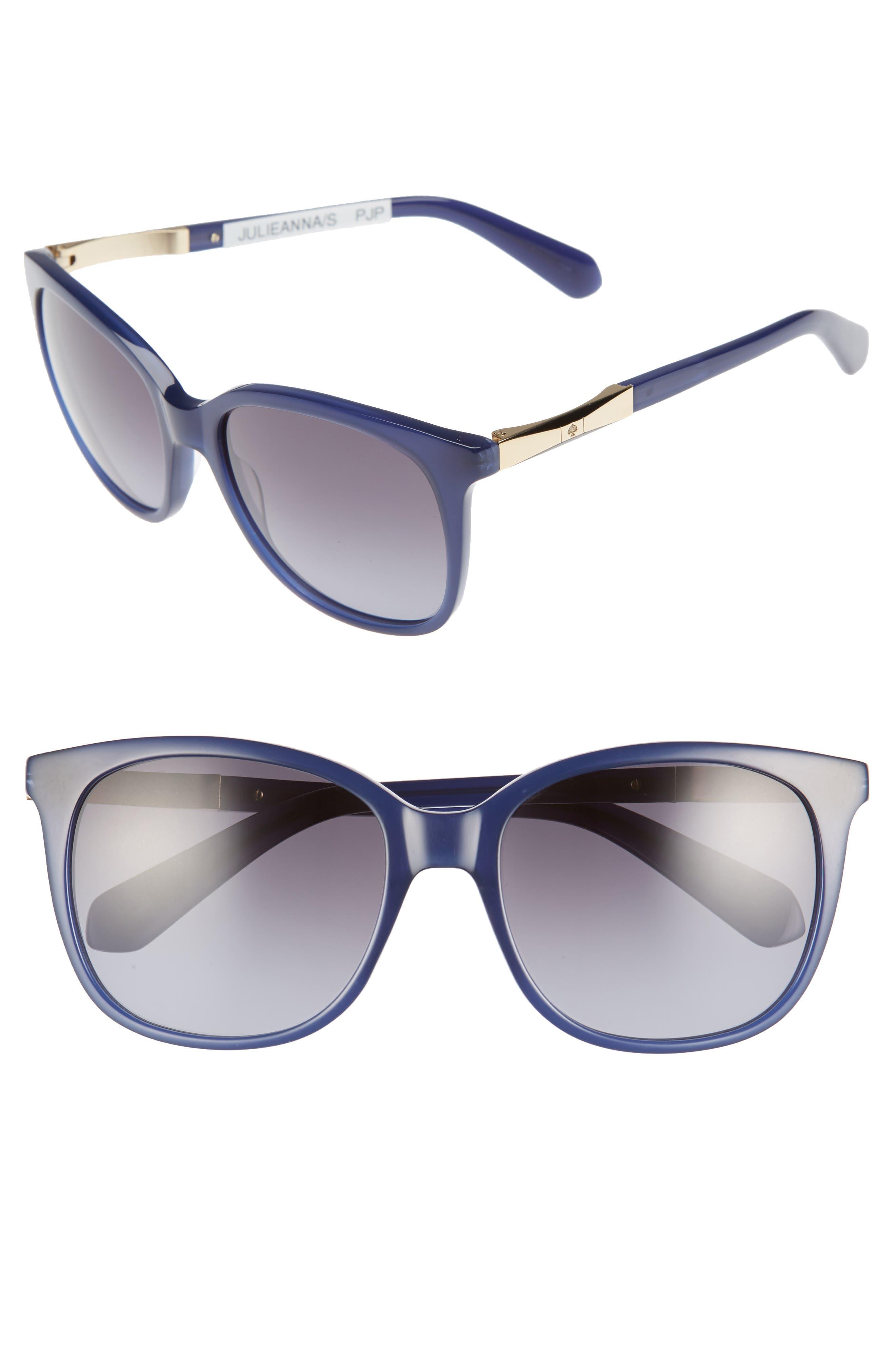 julieanna 54mm polarized sunglasses,                             Main thumbnail 2, color,