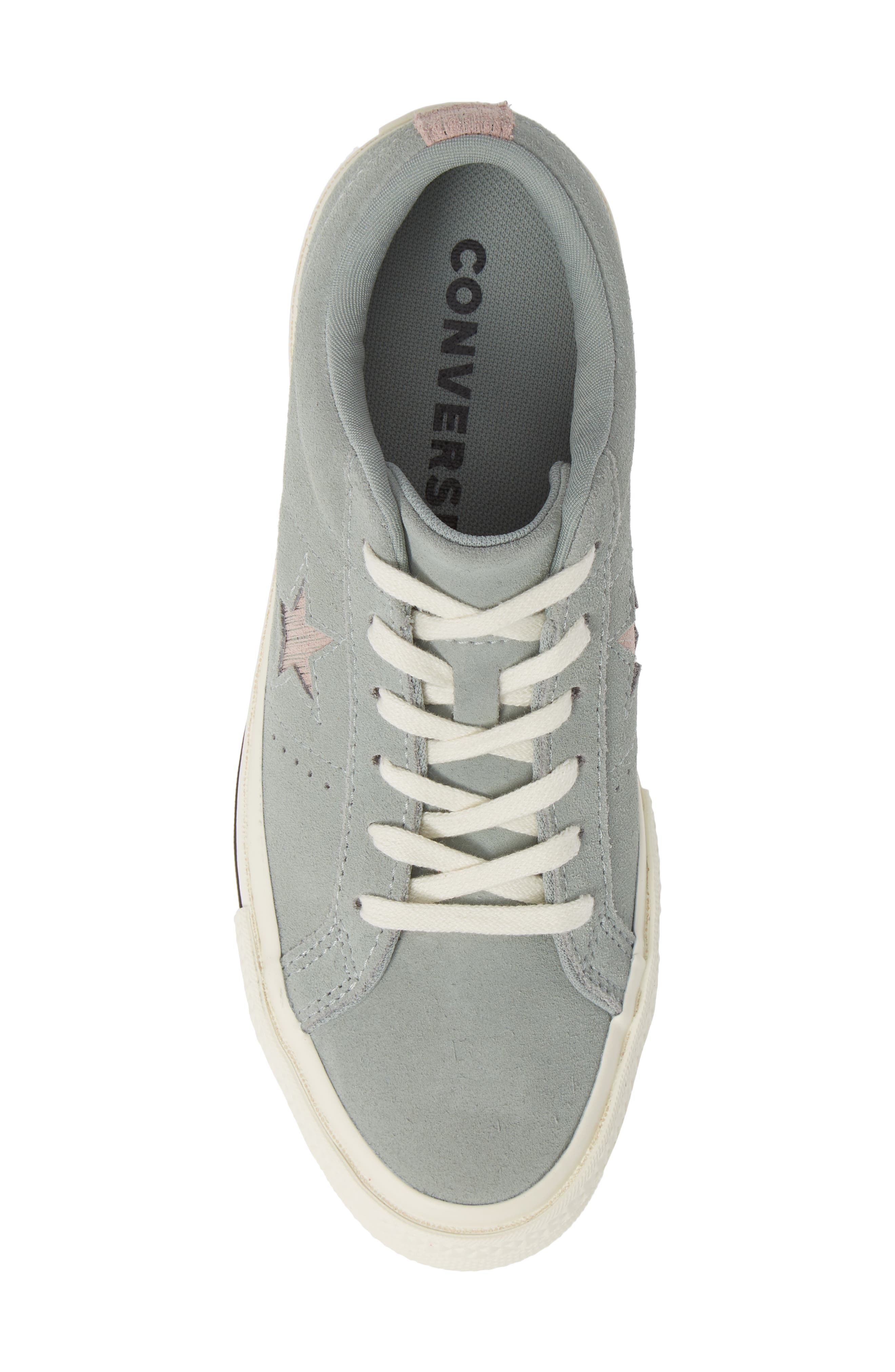 One Star Suede Low Top Sneaker,                             Alternate thumbnail 19, color,