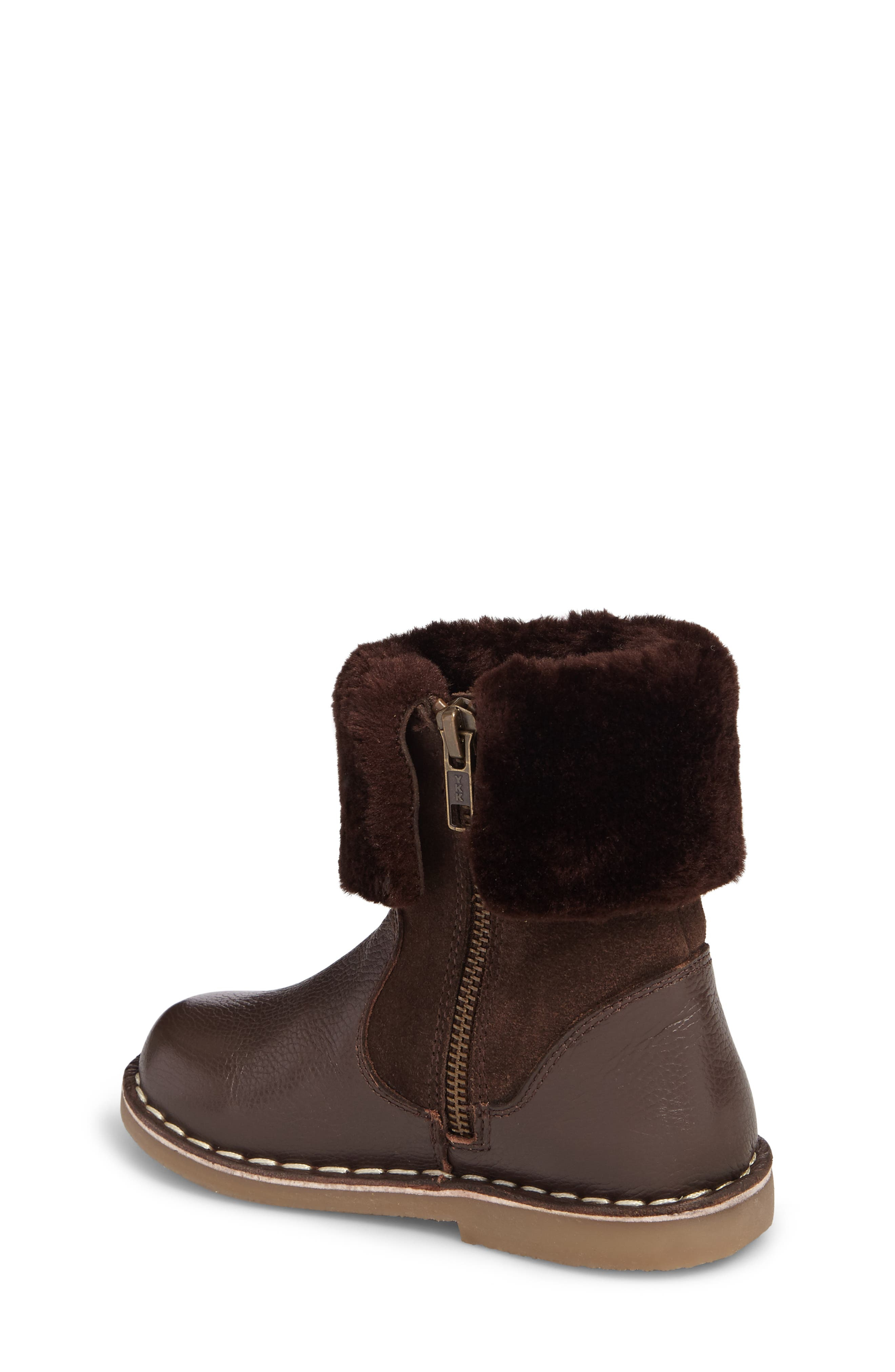 Faux Fur Cuffed Boot,                             Alternate thumbnail 2, color,                             204