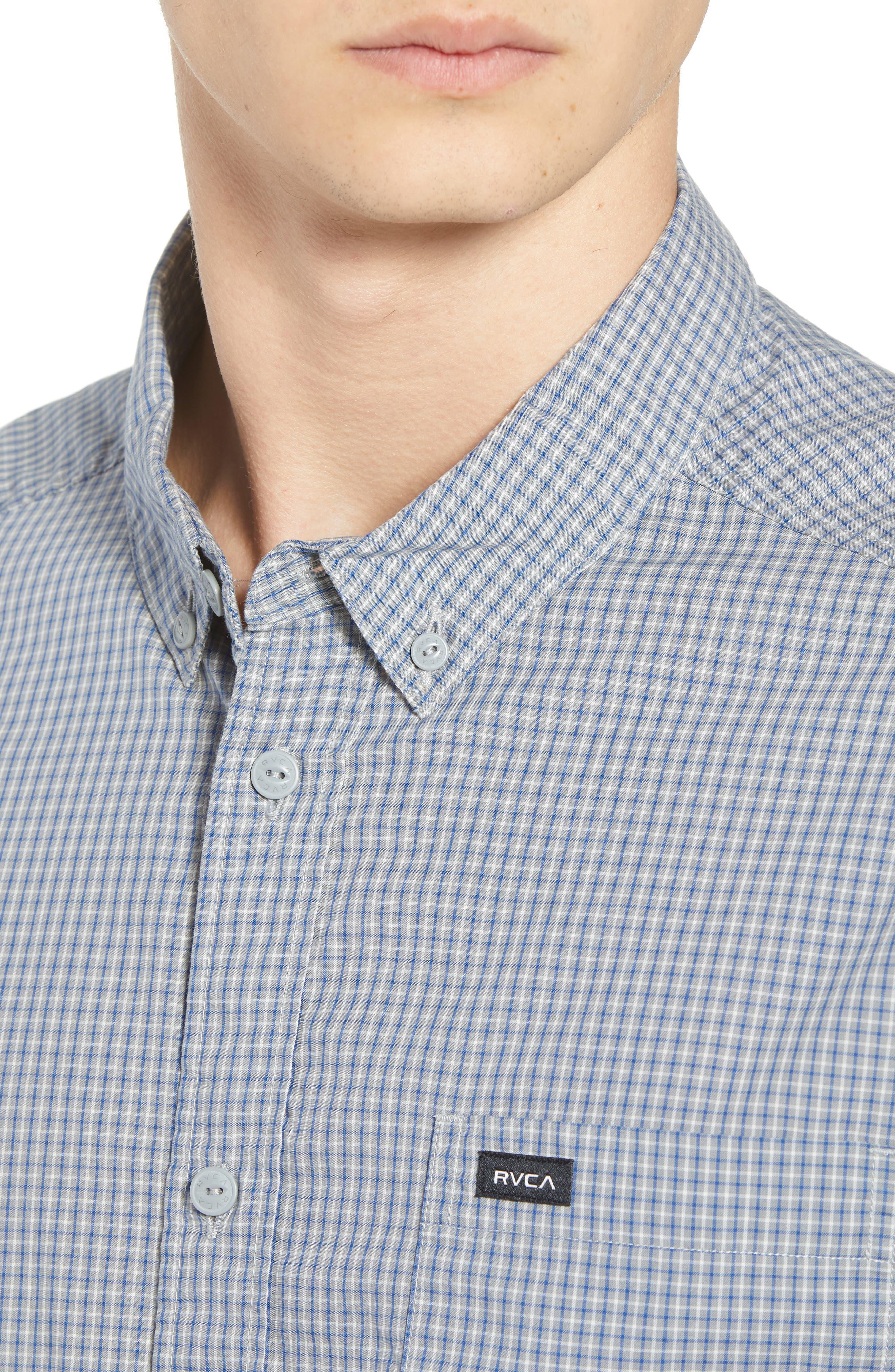 Staple Woven Shirt,                             Alternate thumbnail 4, color,                             026