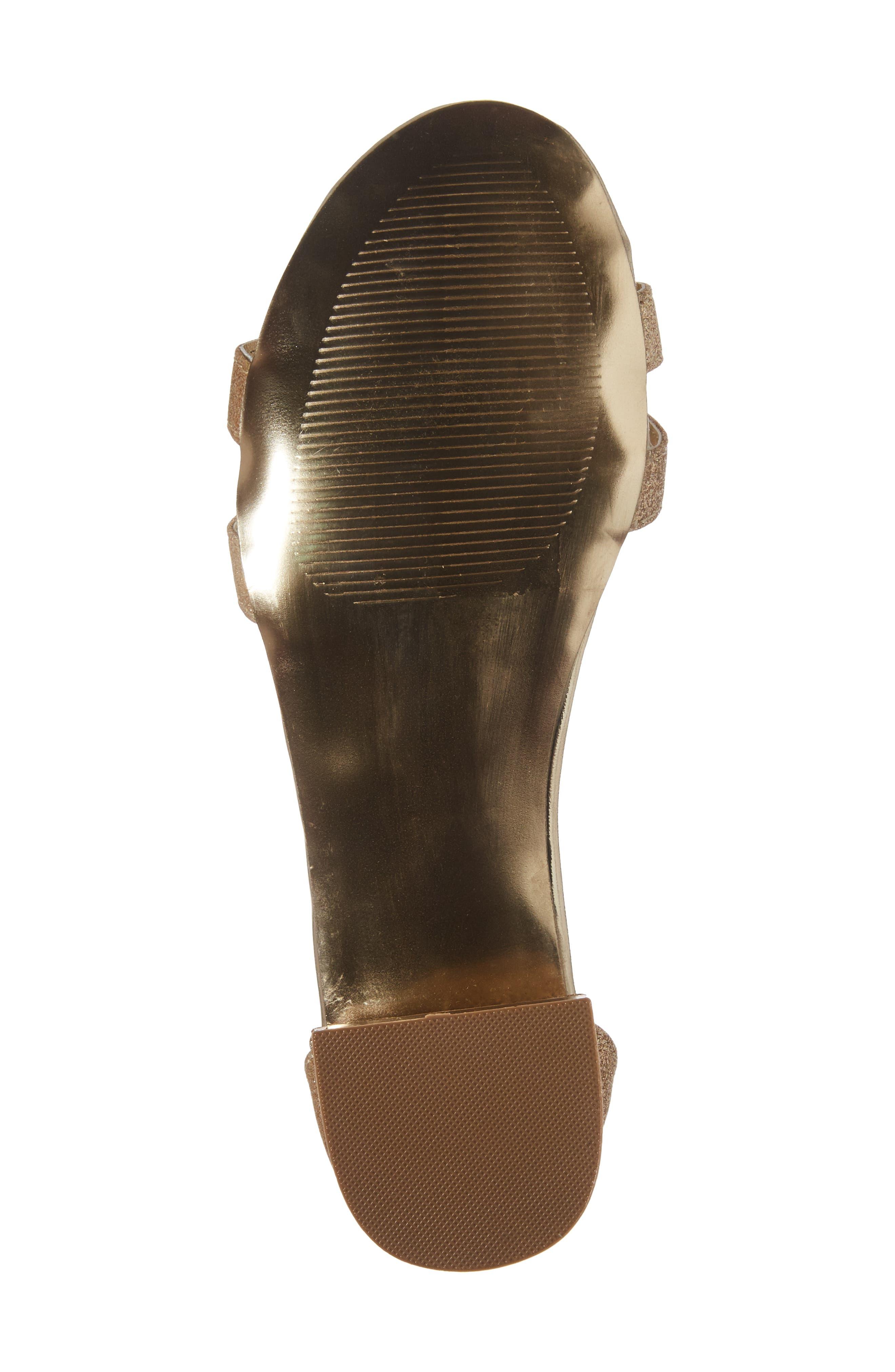 Julie Jazz Embellished Sandal,                             Alternate thumbnail 6, color,                             710