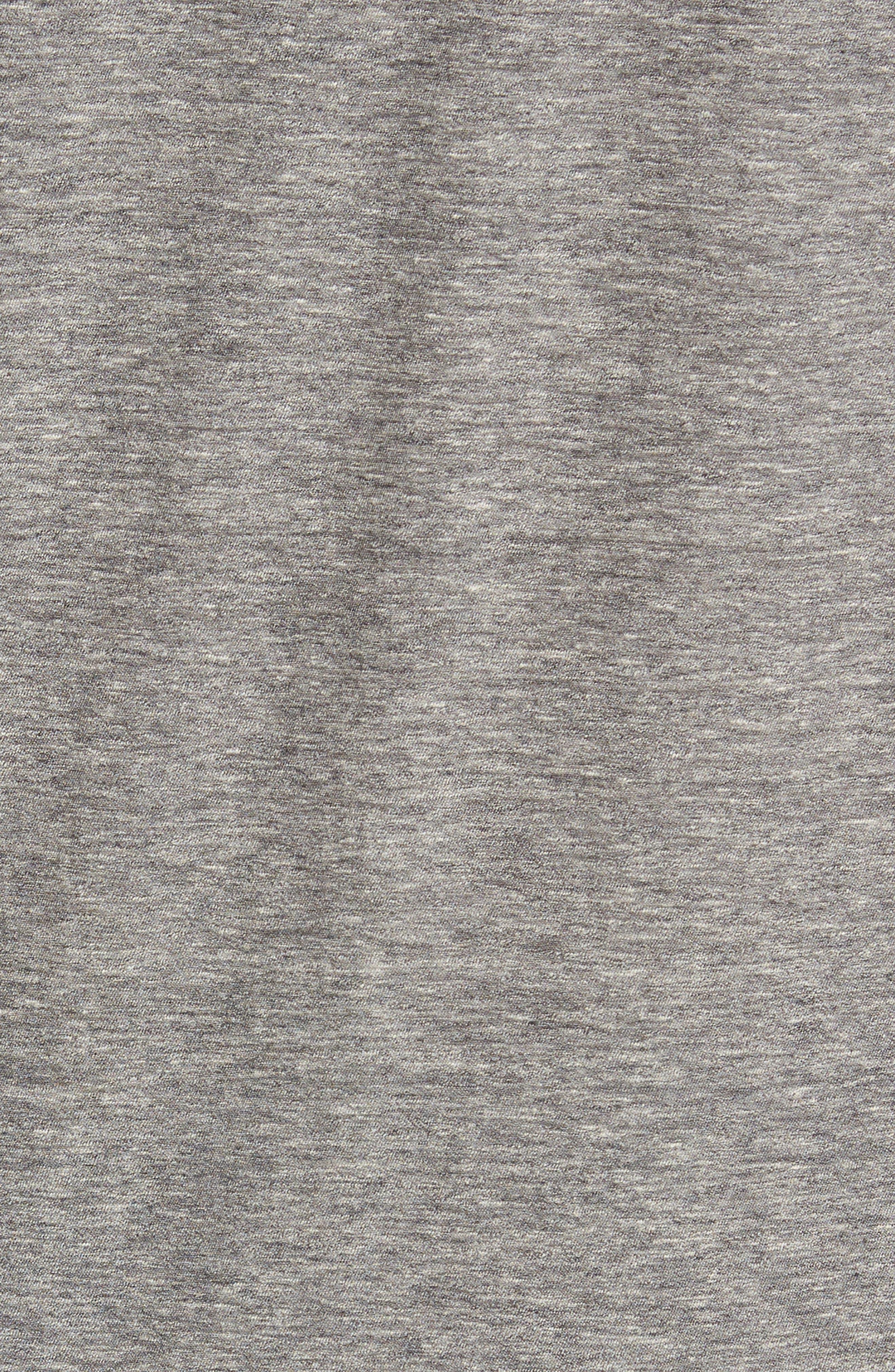 High Twist Regular Fit T-Shirt,                             Alternate thumbnail 5, color,                             HEATHER GREY