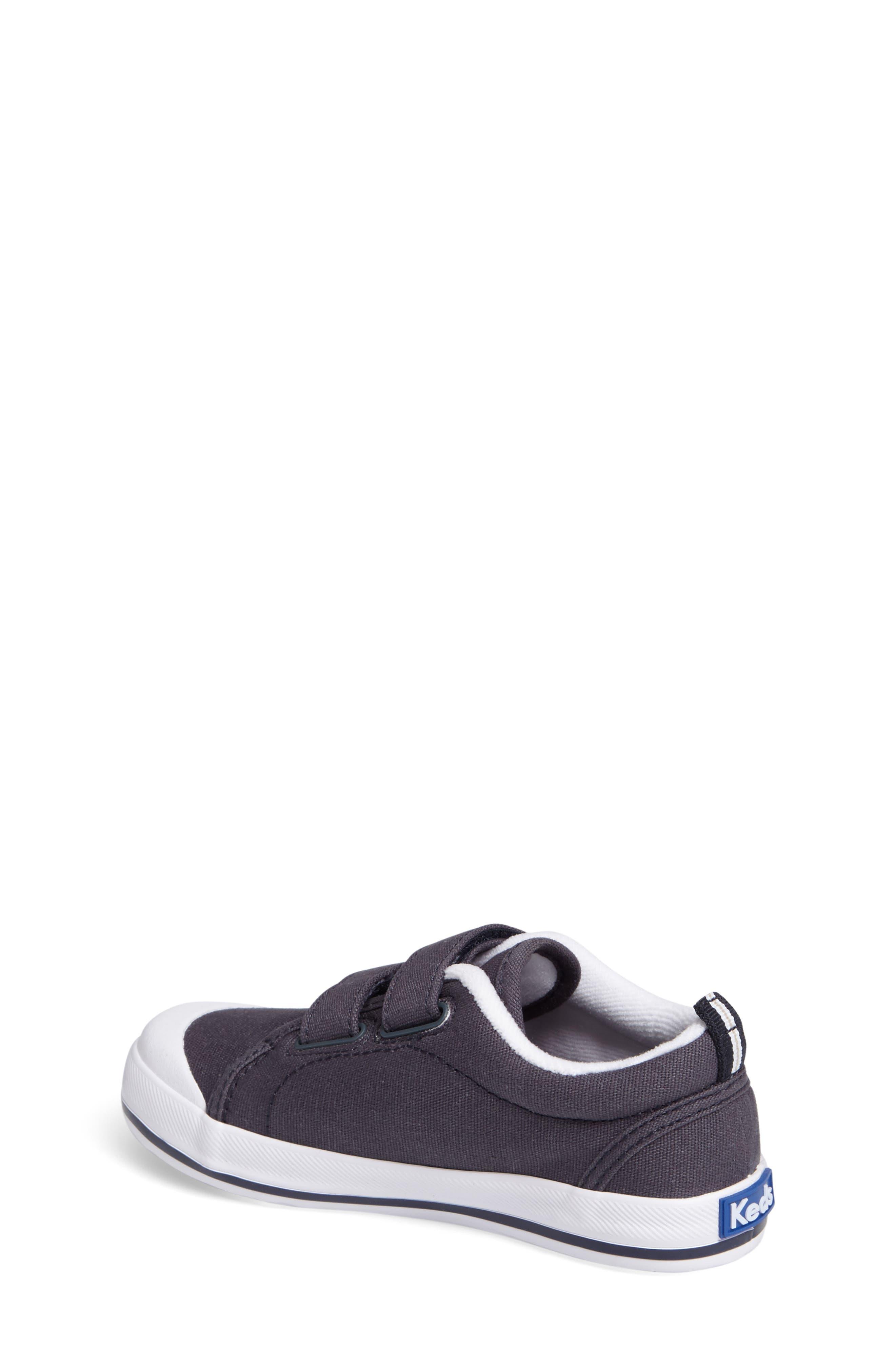 'Graham' Hook & Loop Sneaker,                             Alternate thumbnail 4, color,