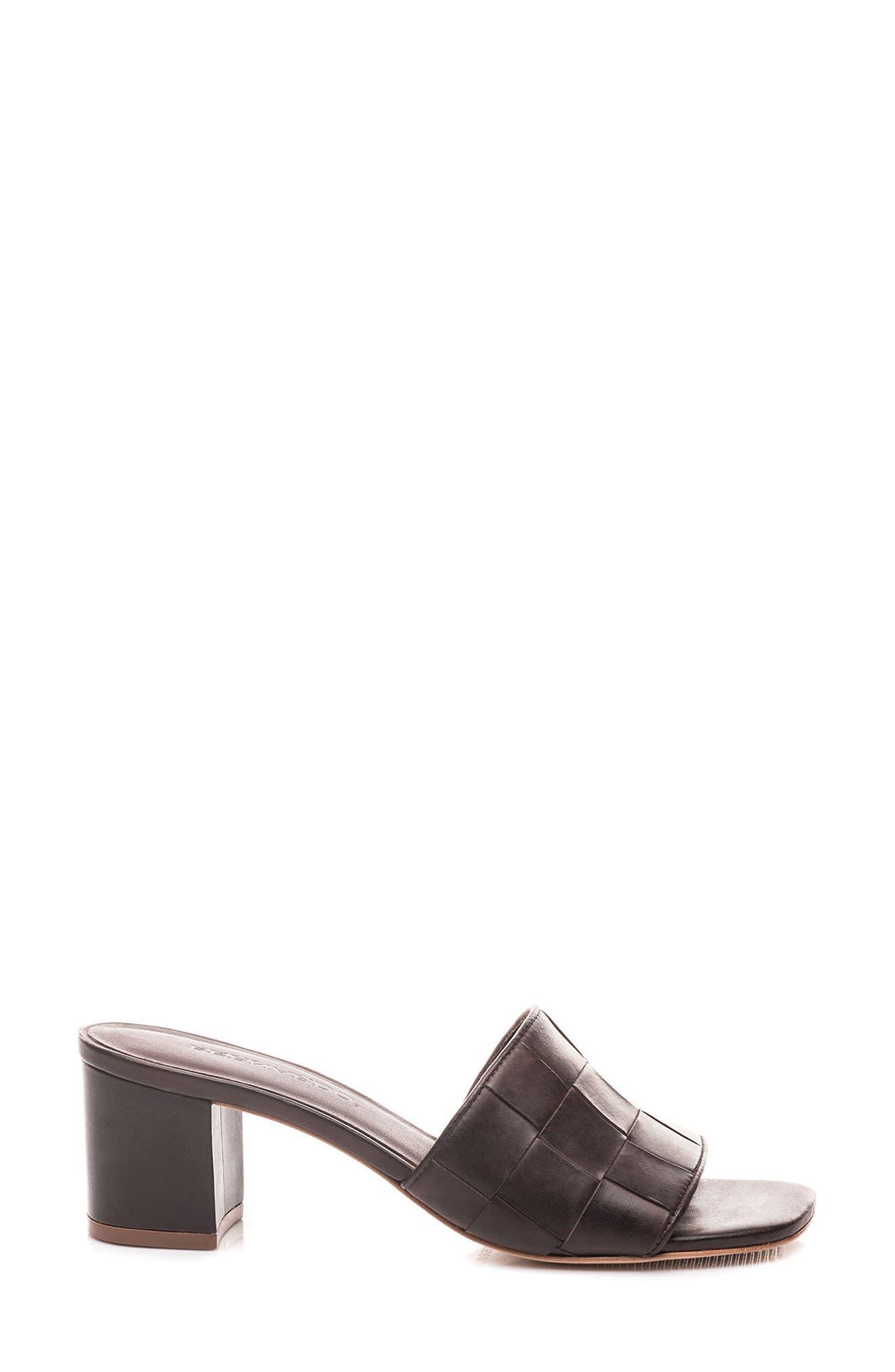 Bernardo Bridget Block Heel Sandal,                             Alternate thumbnail 11, color,