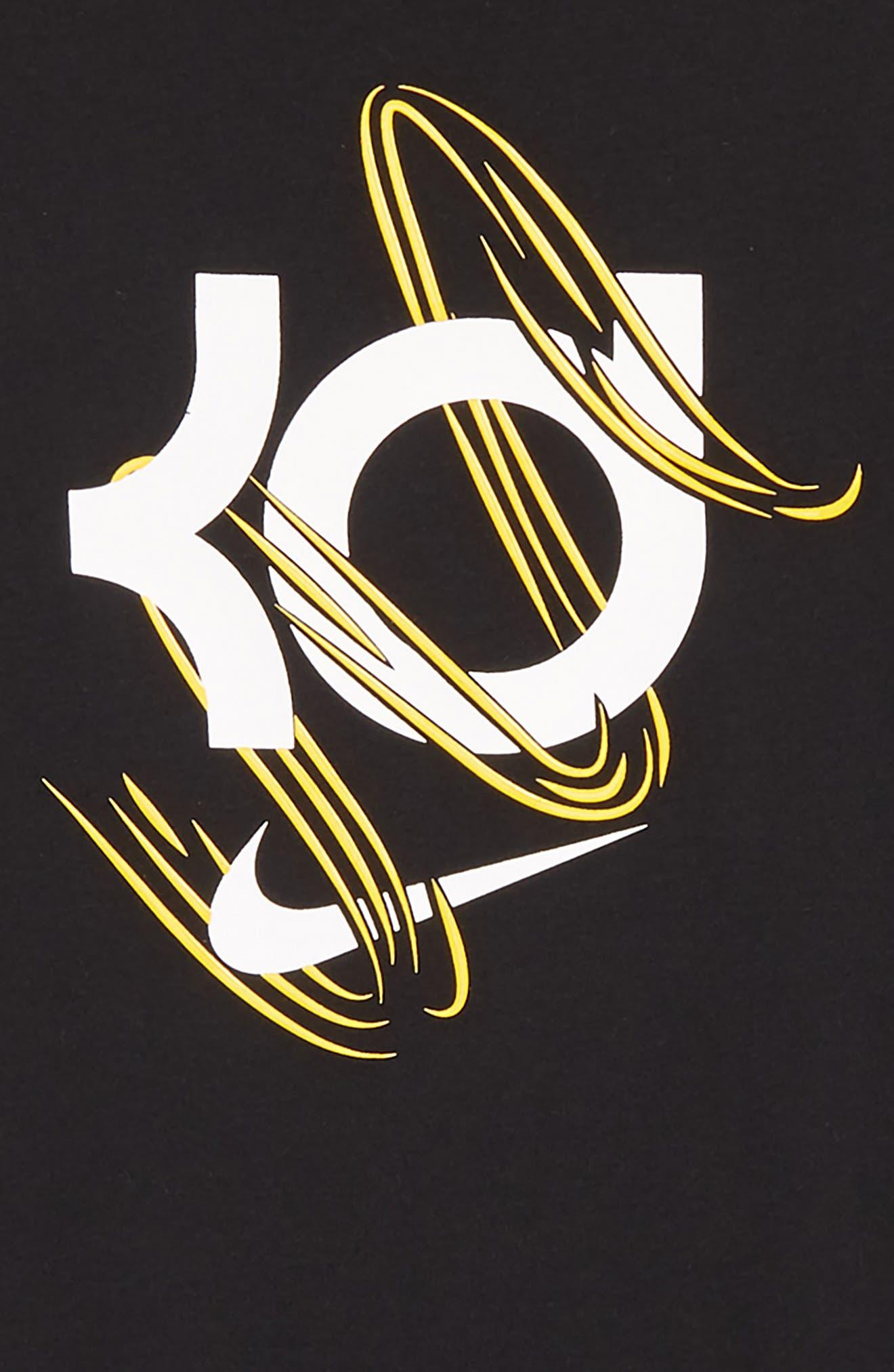 Dry Logo T-Shirt,                             Alternate thumbnail 2, color,                             010