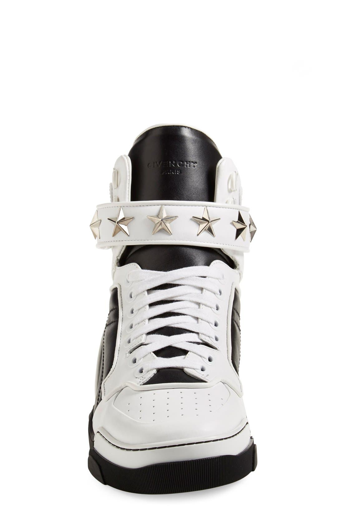 'Tyson' High Top Sneaker,                             Alternate thumbnail 11, color,