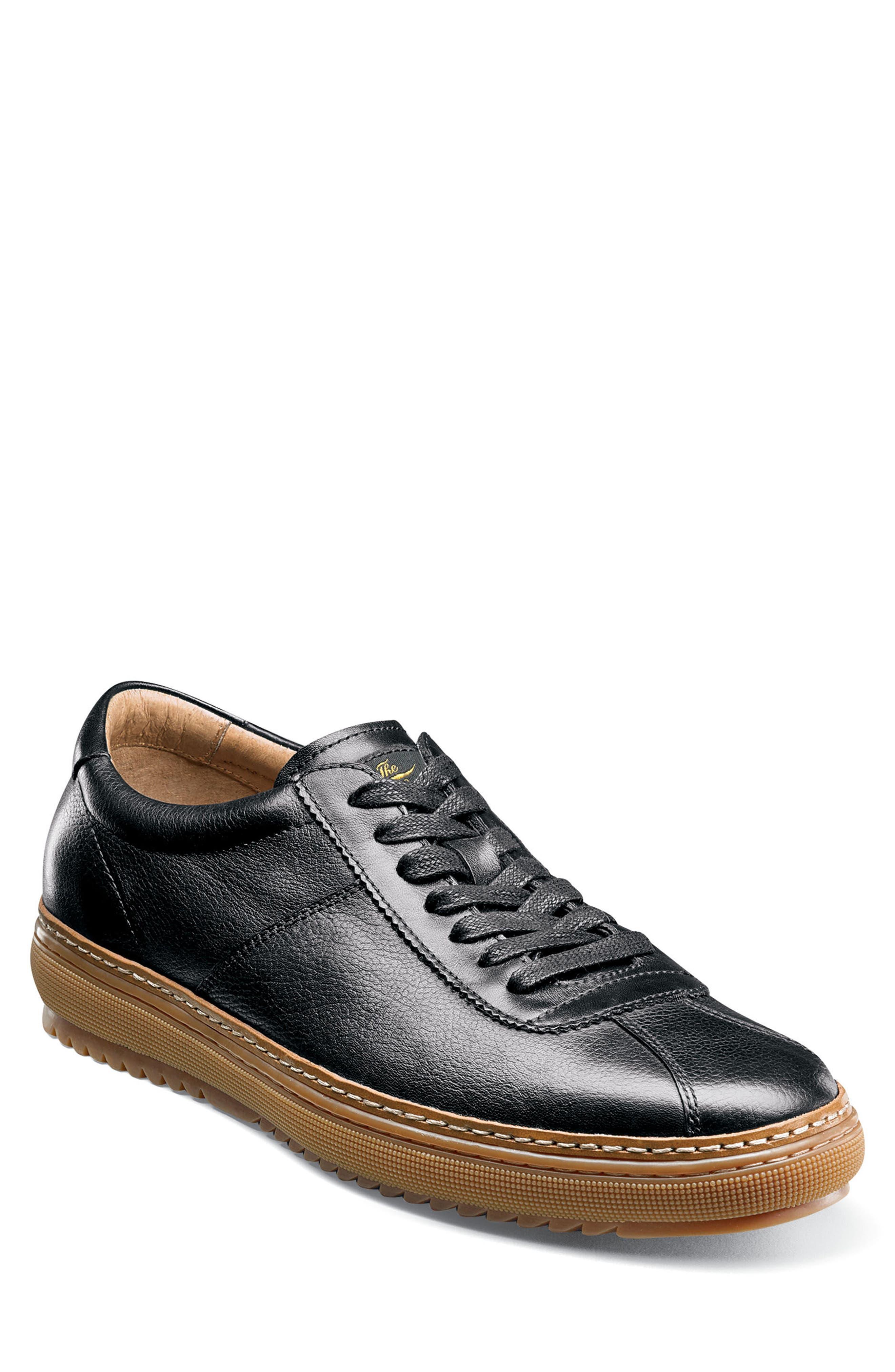 Crew Sneaker,                             Main thumbnail 1, color,                             001