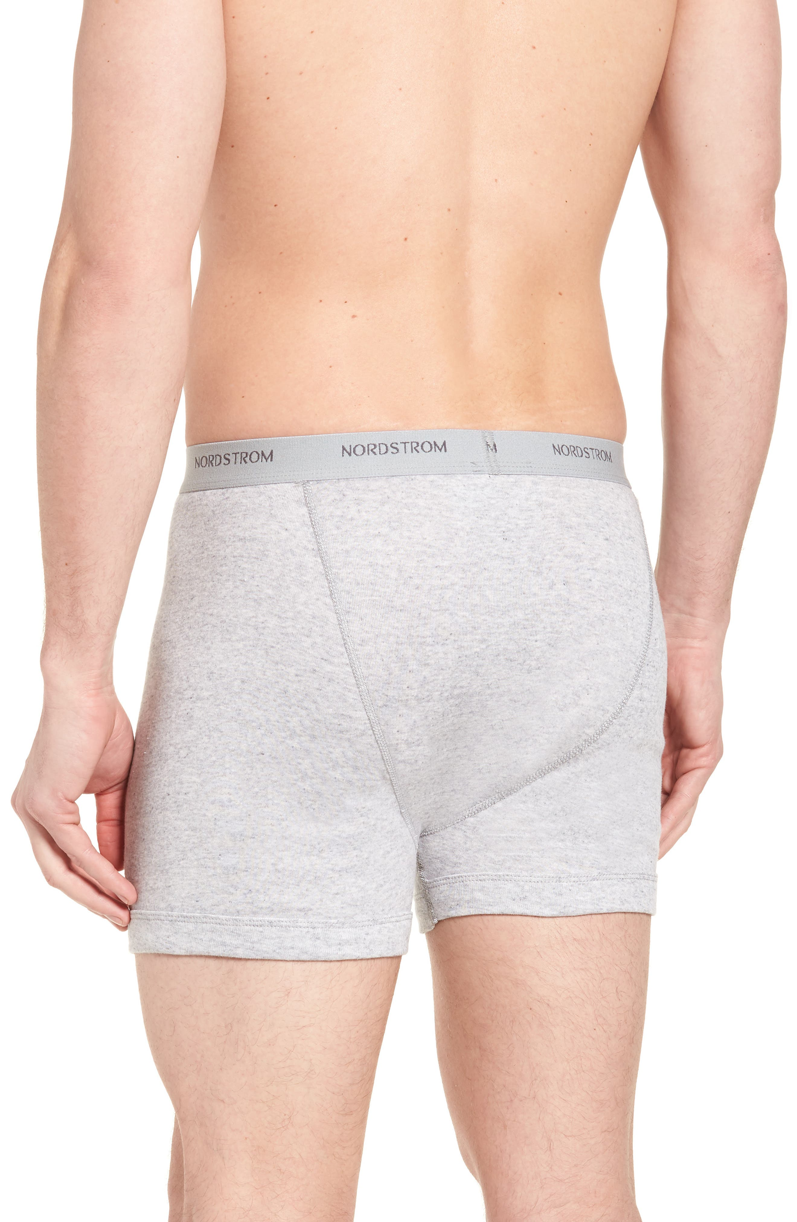 3-Pack Supima<sup>®</sup> Cotton Boxer Briefs,                             Alternate thumbnail 43, color,