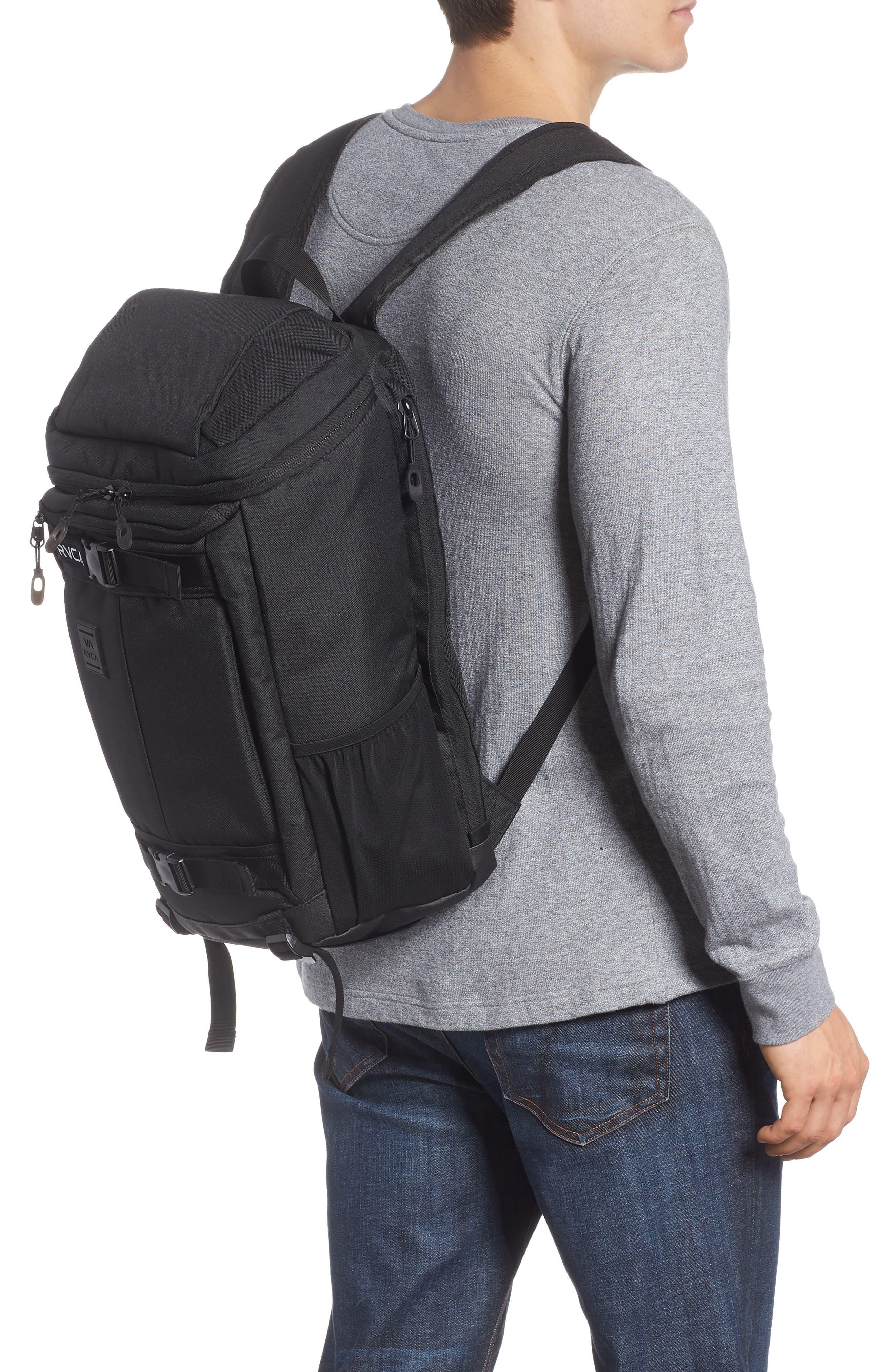 Voyage Skate Commuter Backpack,                             Alternate thumbnail 2, color,                             001