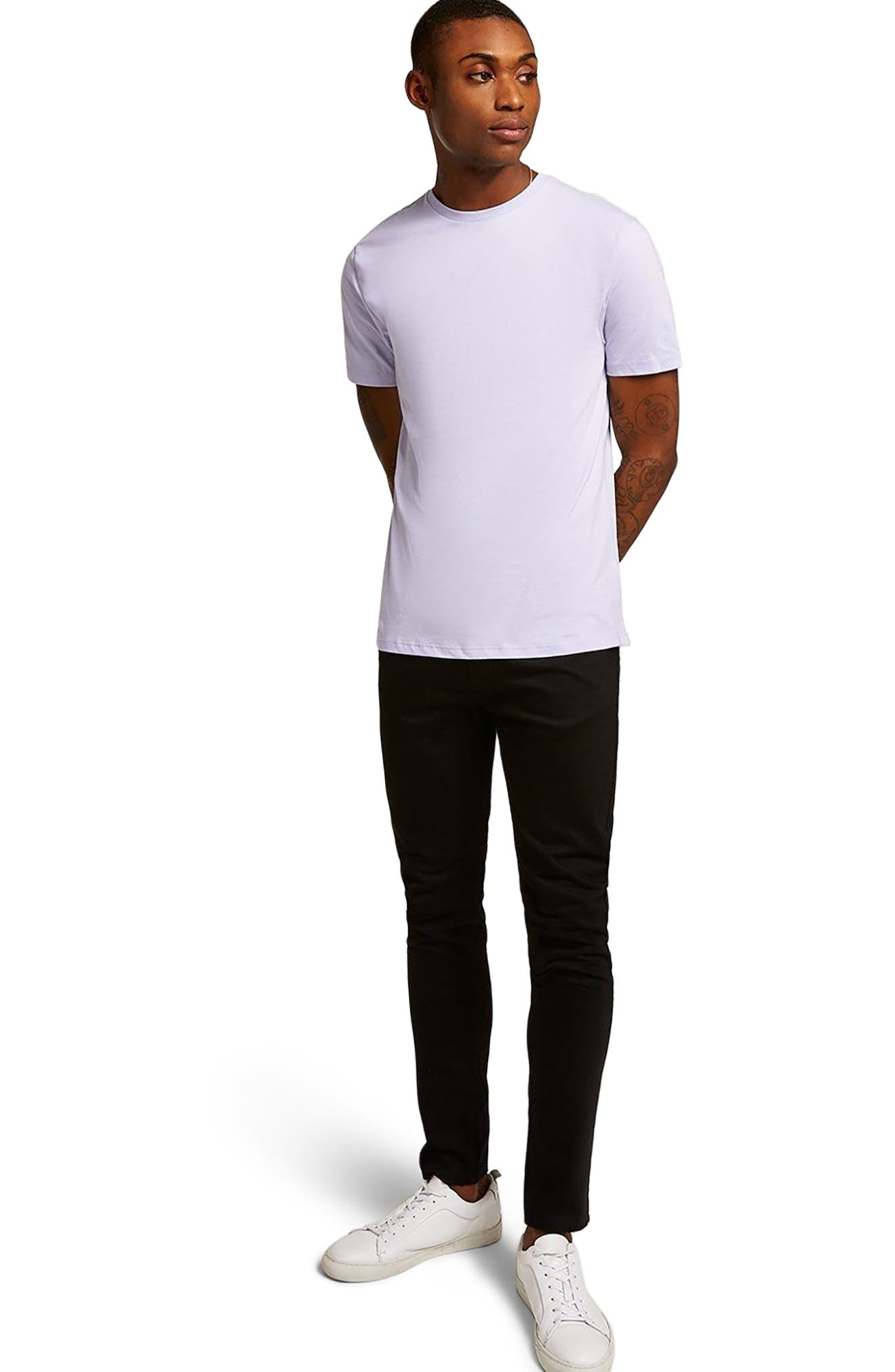 Slim Fit Crewneck T-Shirt,                             Alternate thumbnail 386, color,